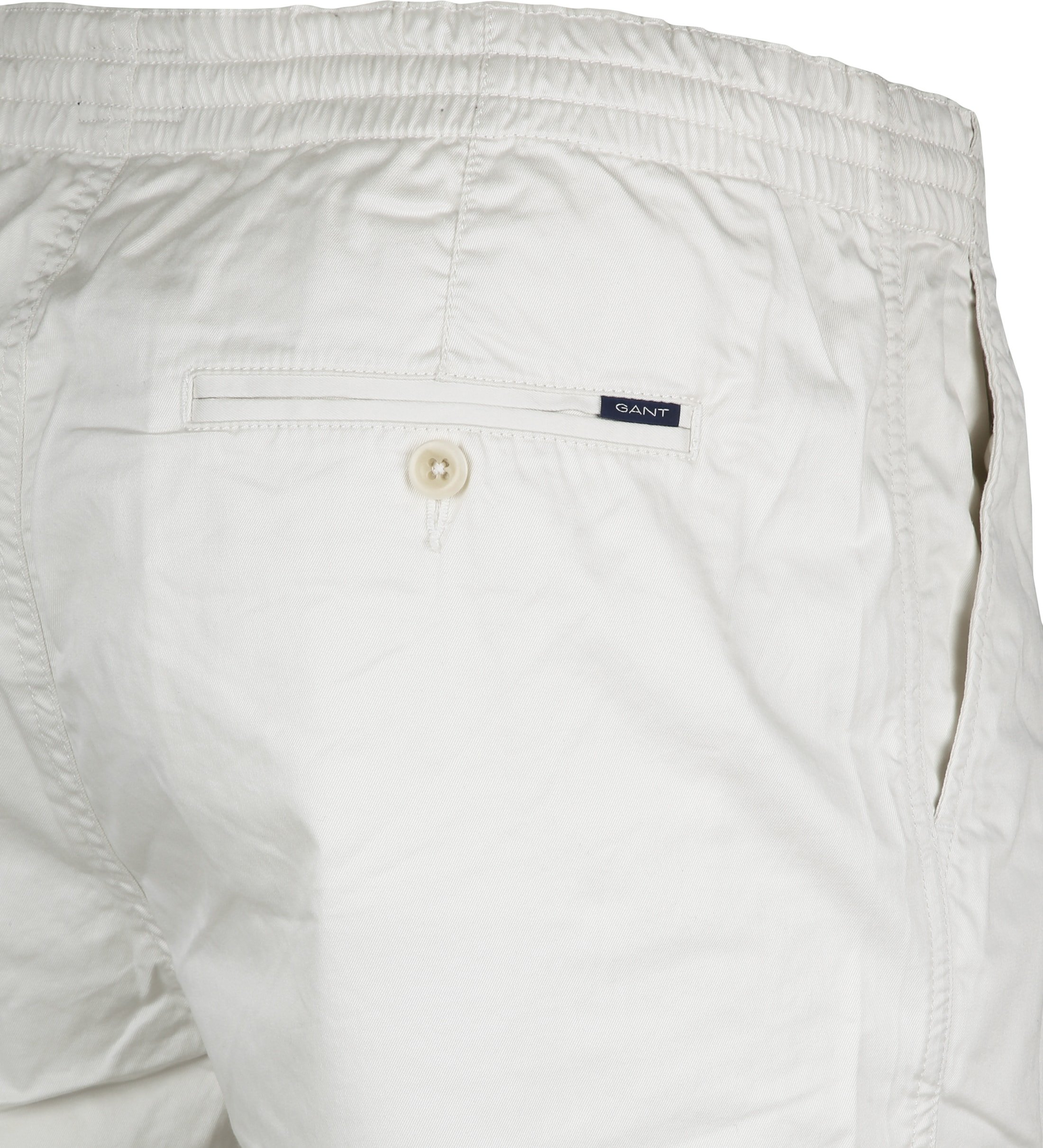 Gant Relaxed Short Off-White foto 1
