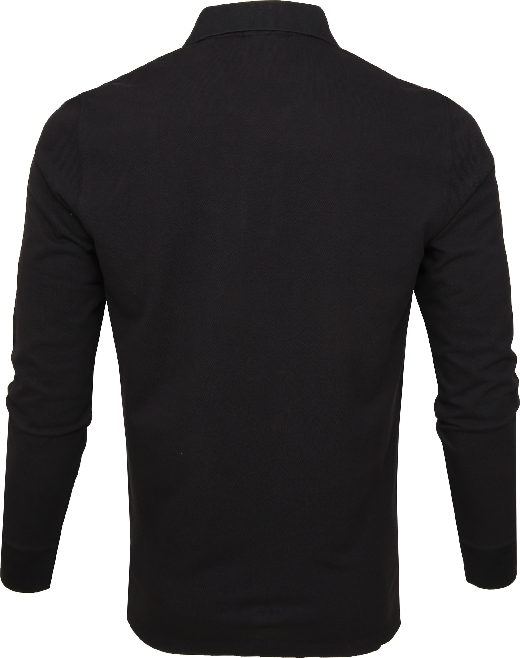 Gant Rugger Poloshirt LS Black foto 3
