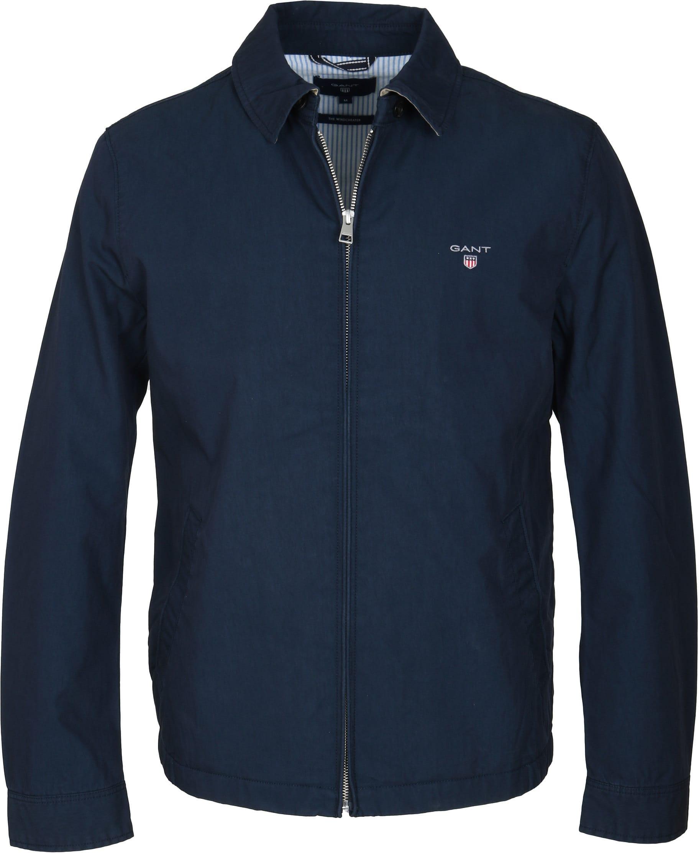 db5bc6d24d Gant Summer jacket Windcheater Navy 7001517-405 Windcheater | Suitable