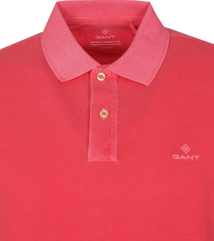 Gant Sunfaded Polo Roze