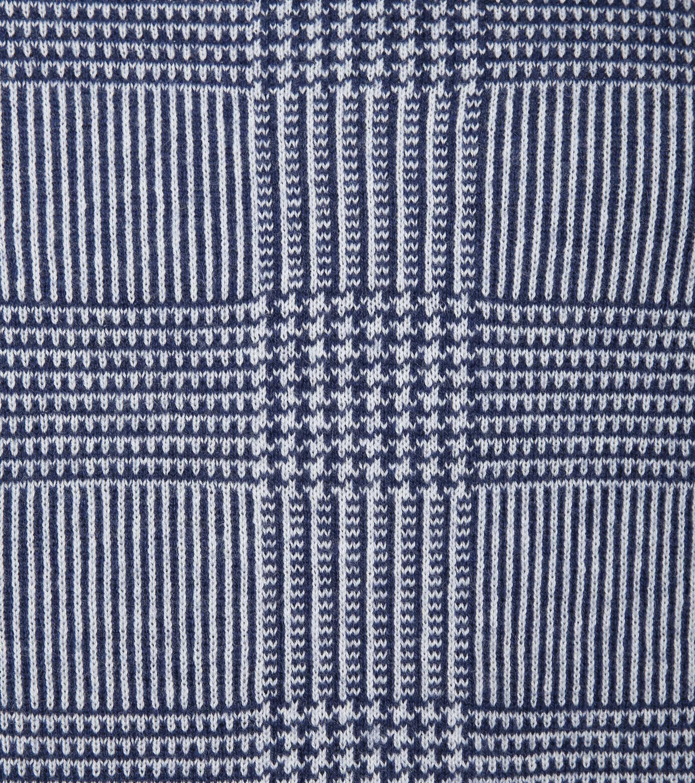 Gant Sweater Marine Melange foto 1