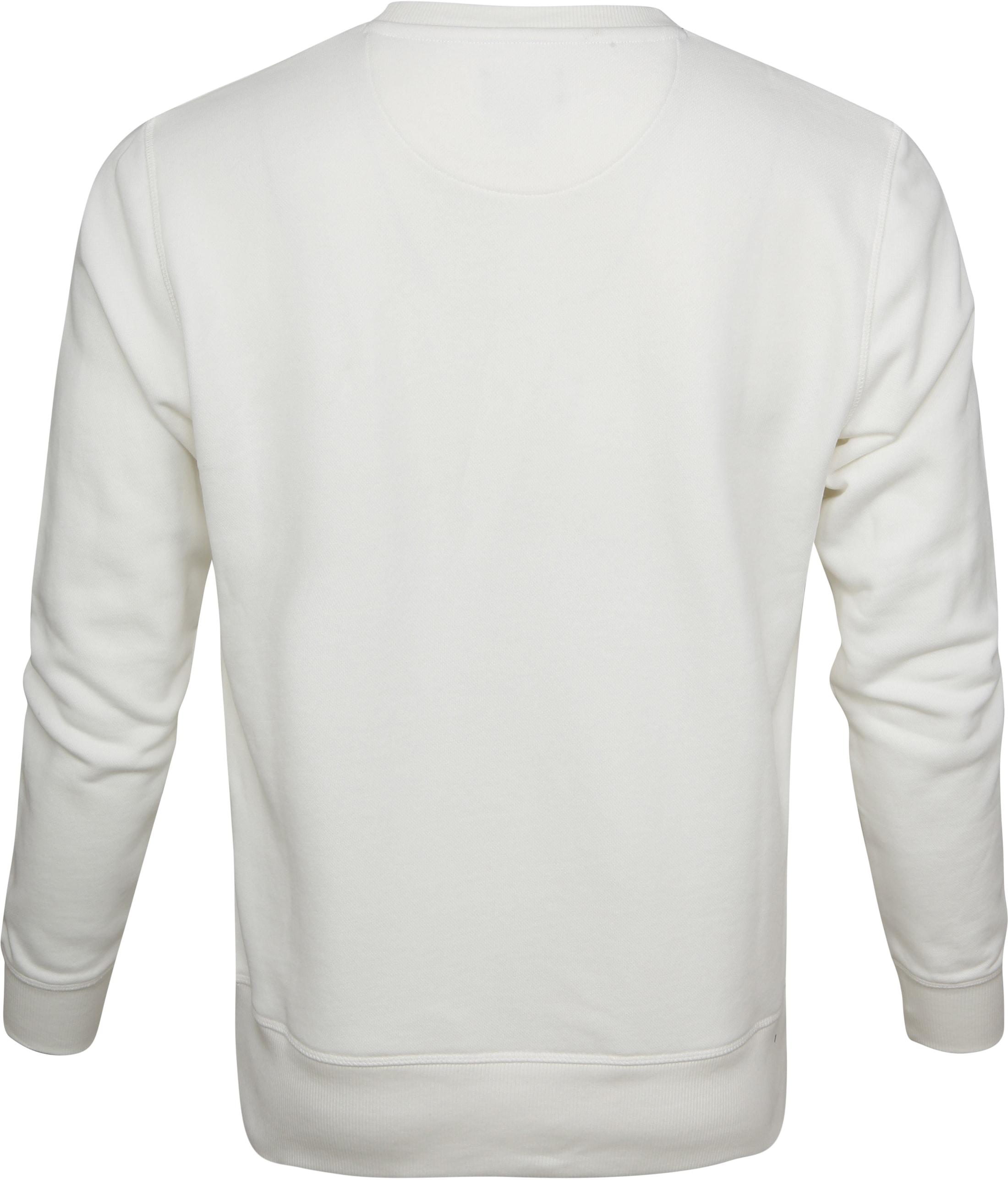Gant Sweater Off-White foto 2