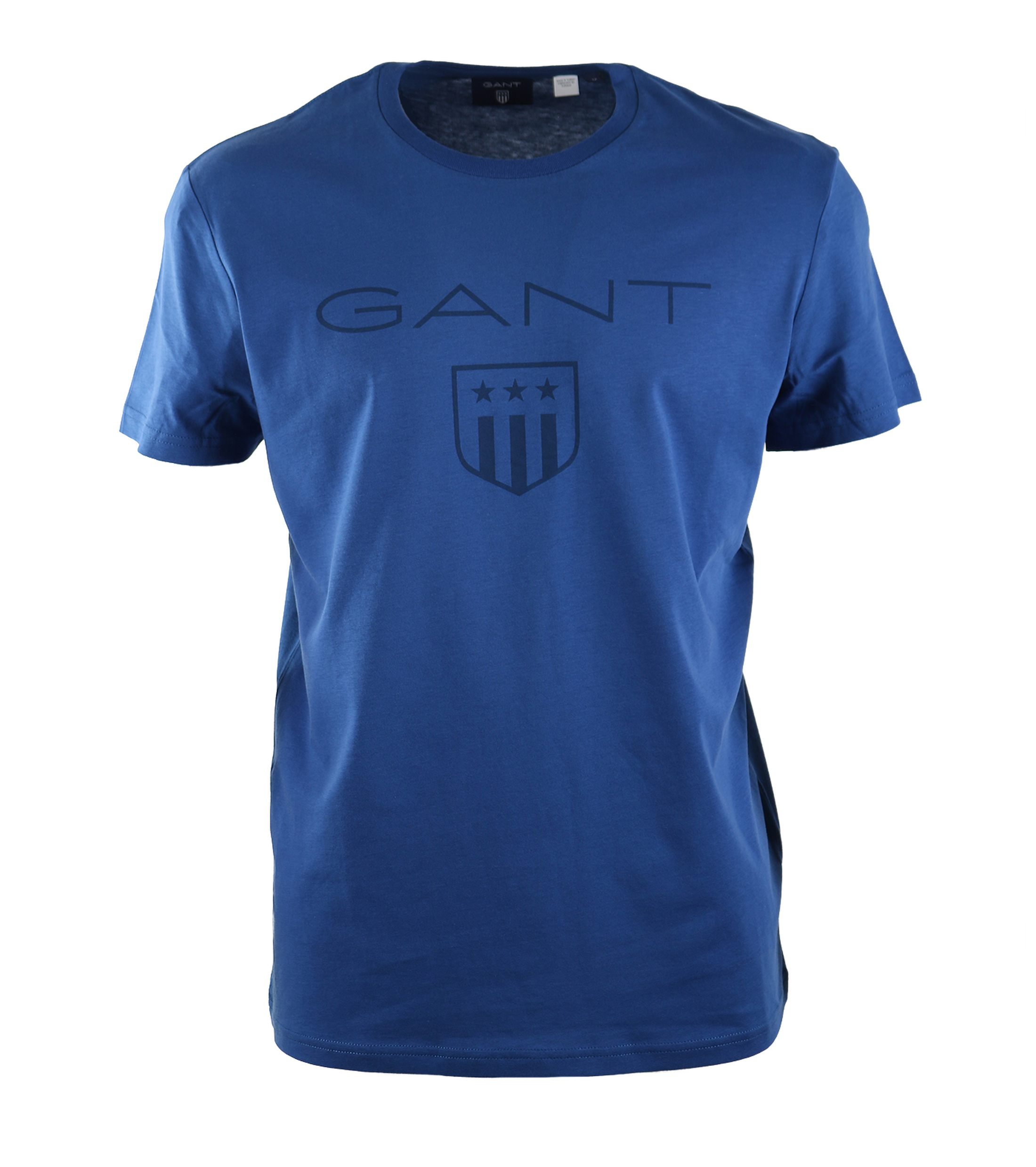 gant t shirt giant shield blue online bestellen suitable