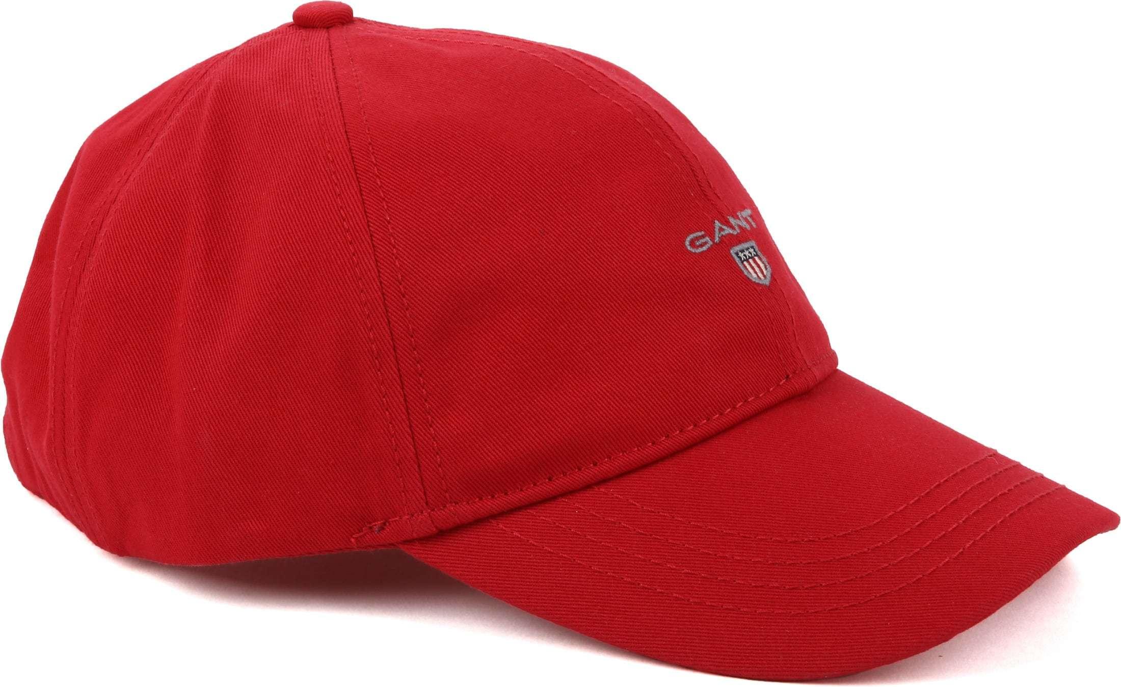 Gant Twill Cap Red foto 0