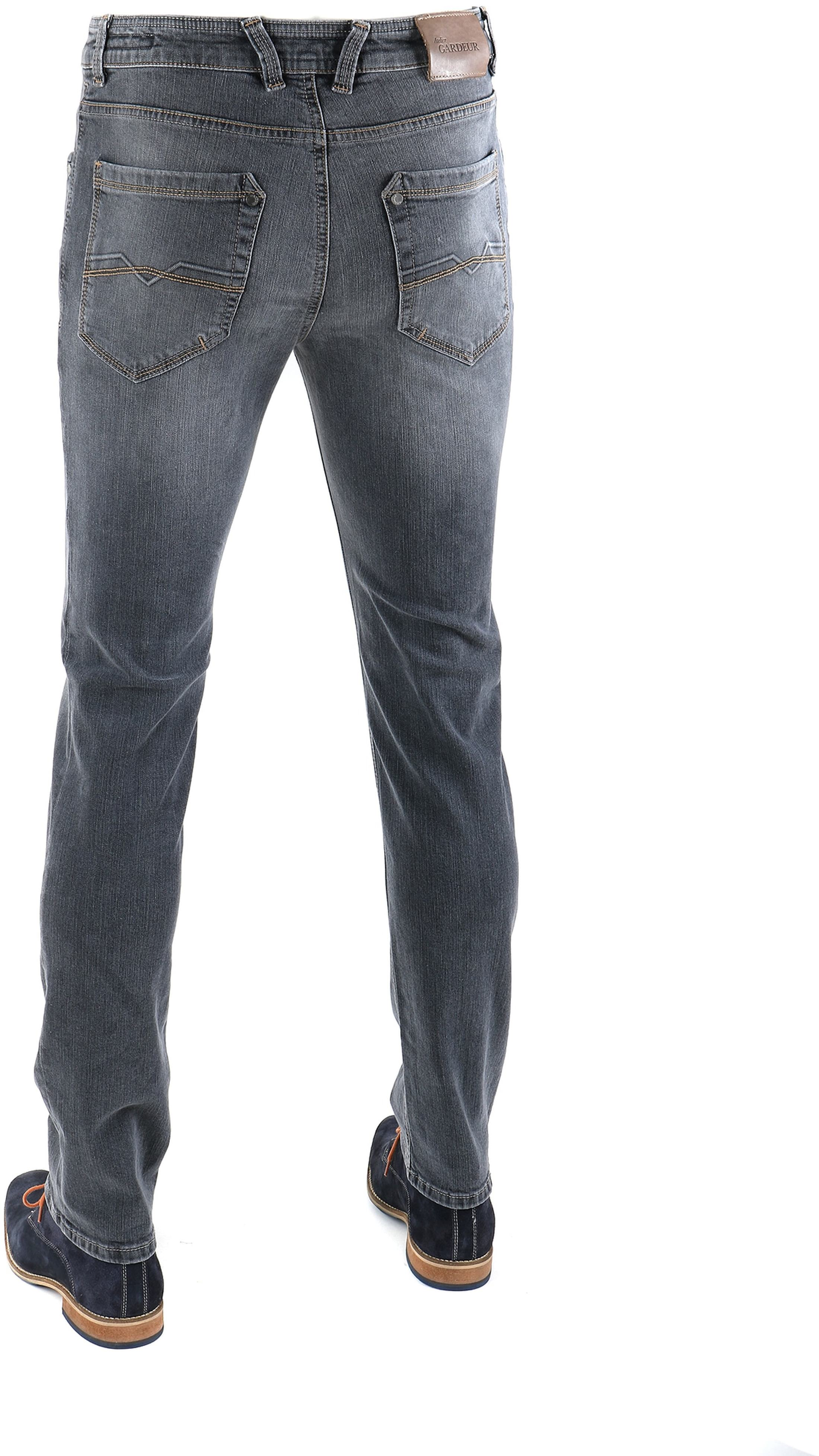 Gardeur Batu Jeans Anthaciet foto 3