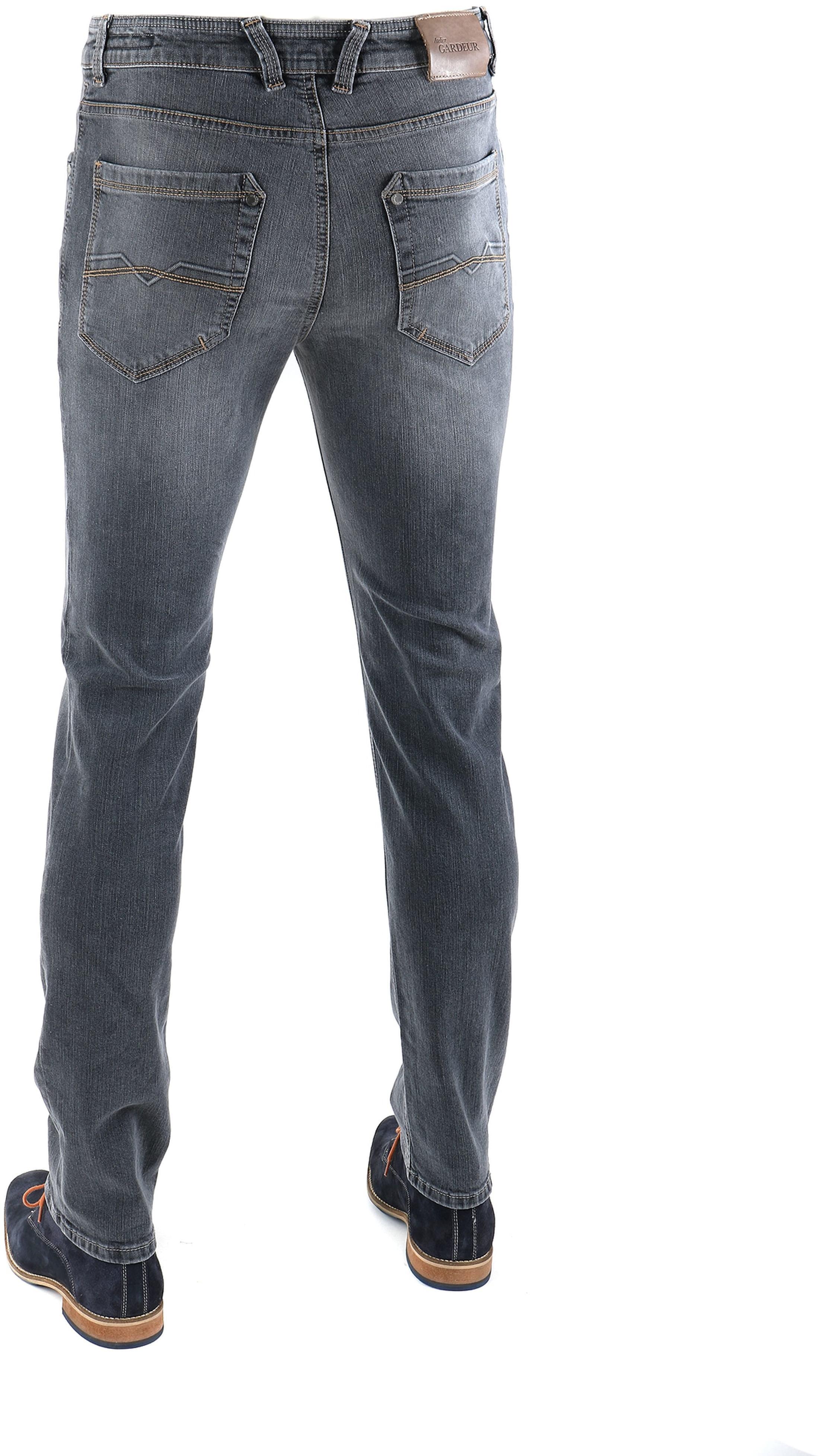 Gardeur Batu Jeans Anthraciet foto 3
