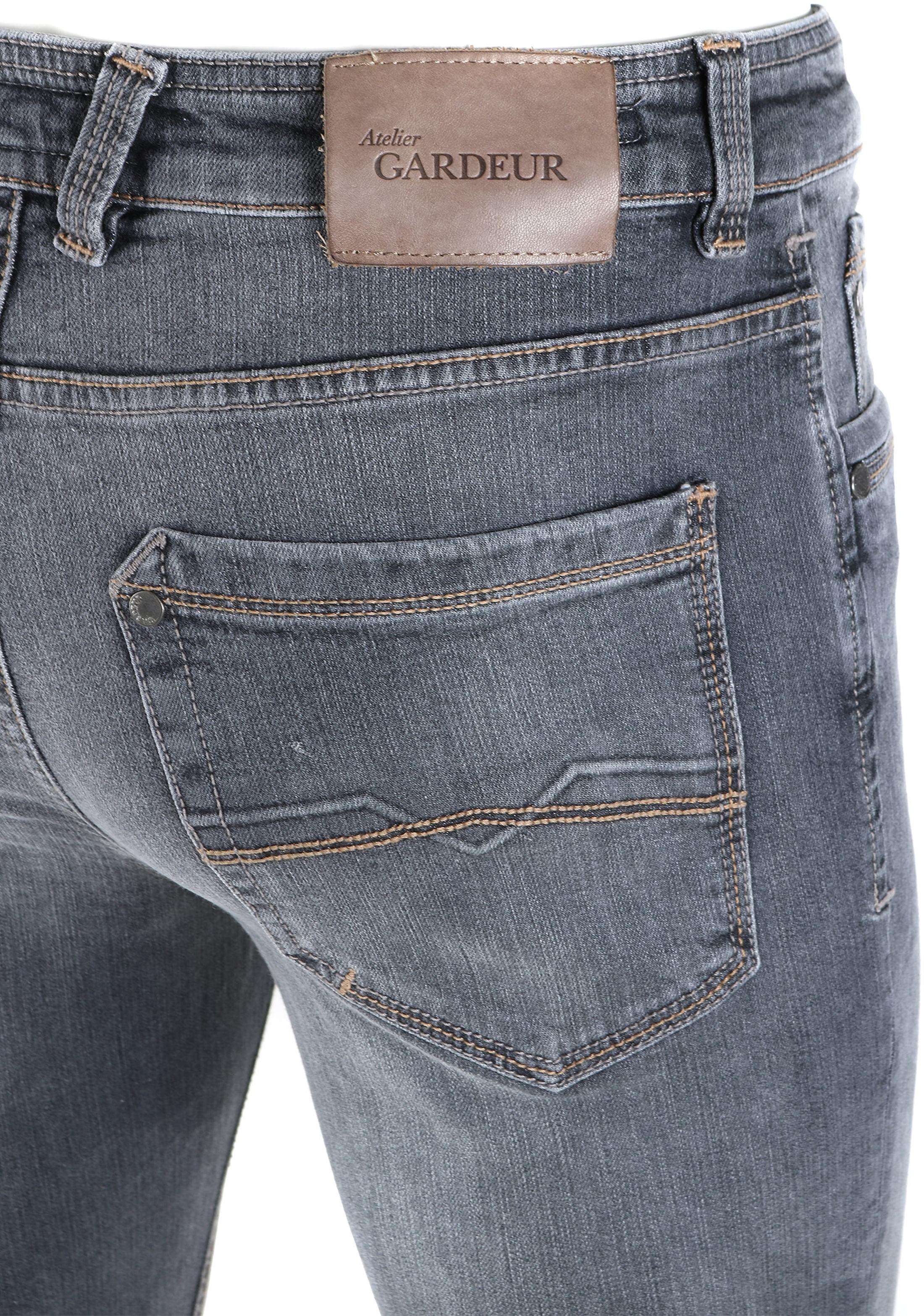 Gardeur Batu Jeans Anthraciet foto 1