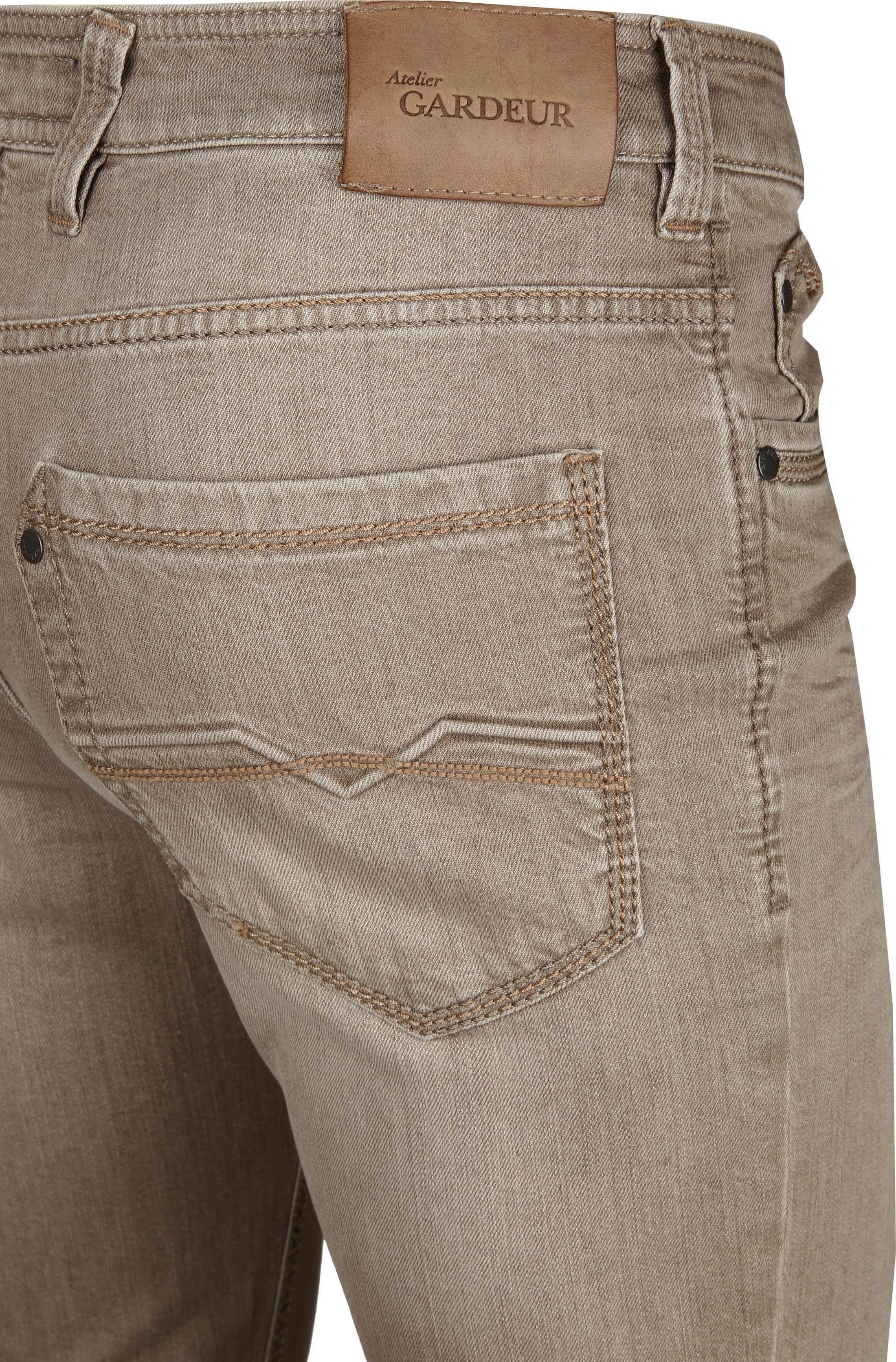 Gardeur Batu Jeans Beige foto 2