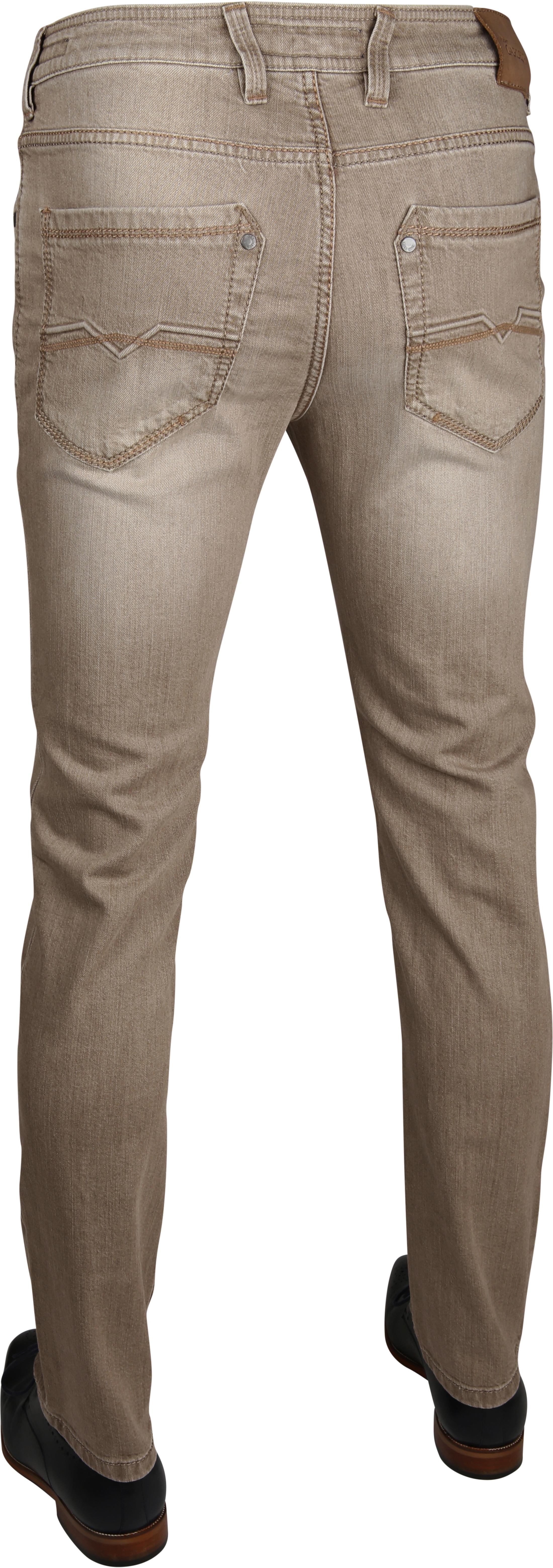 Gardeur Batu Jeans Beige foto 3