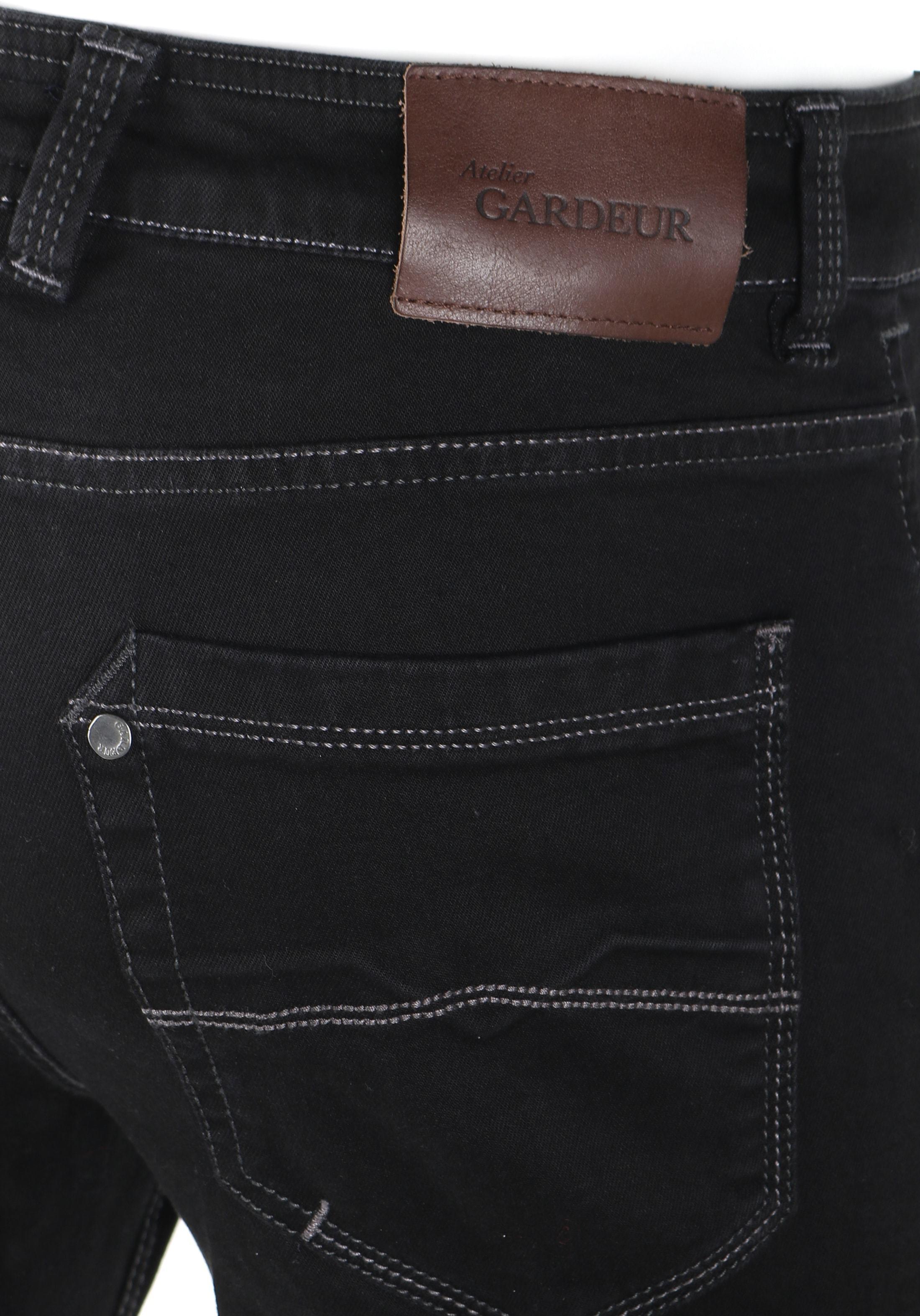 Gardeur Batu Jeans Black foto 3