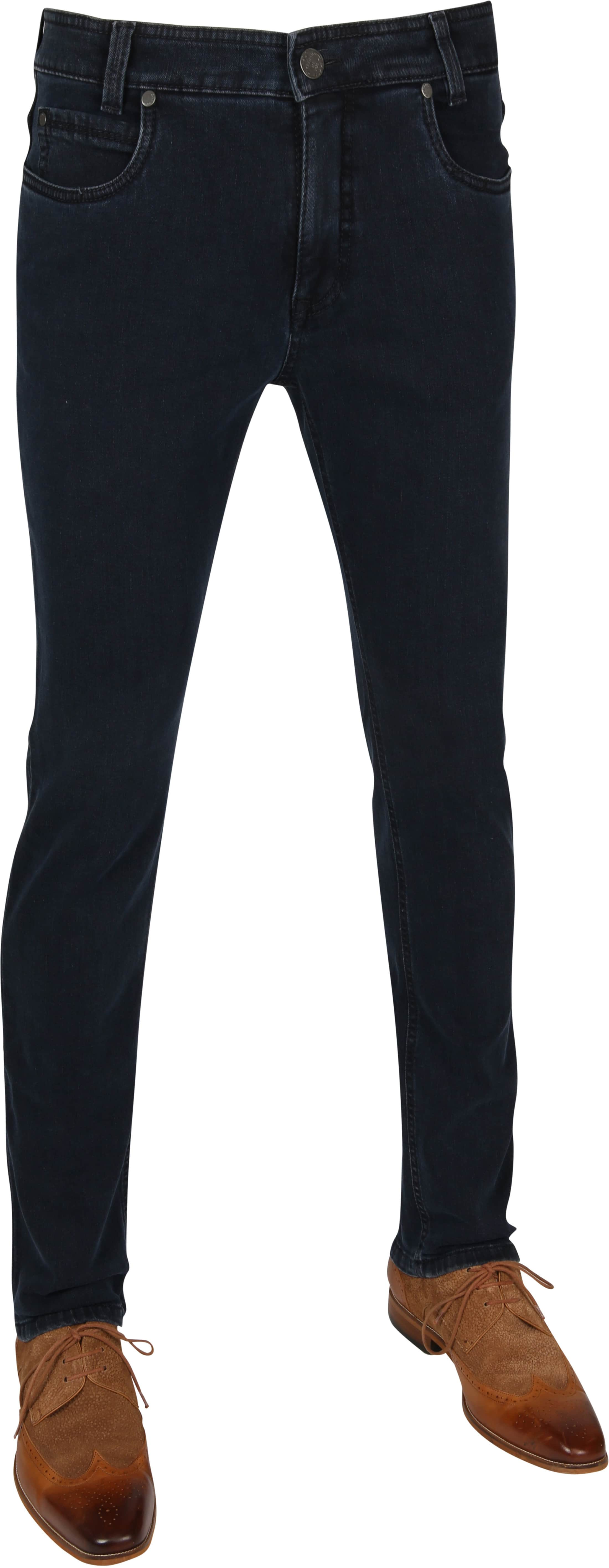 Gardeur Batu Jeans Clean Navy photo 0