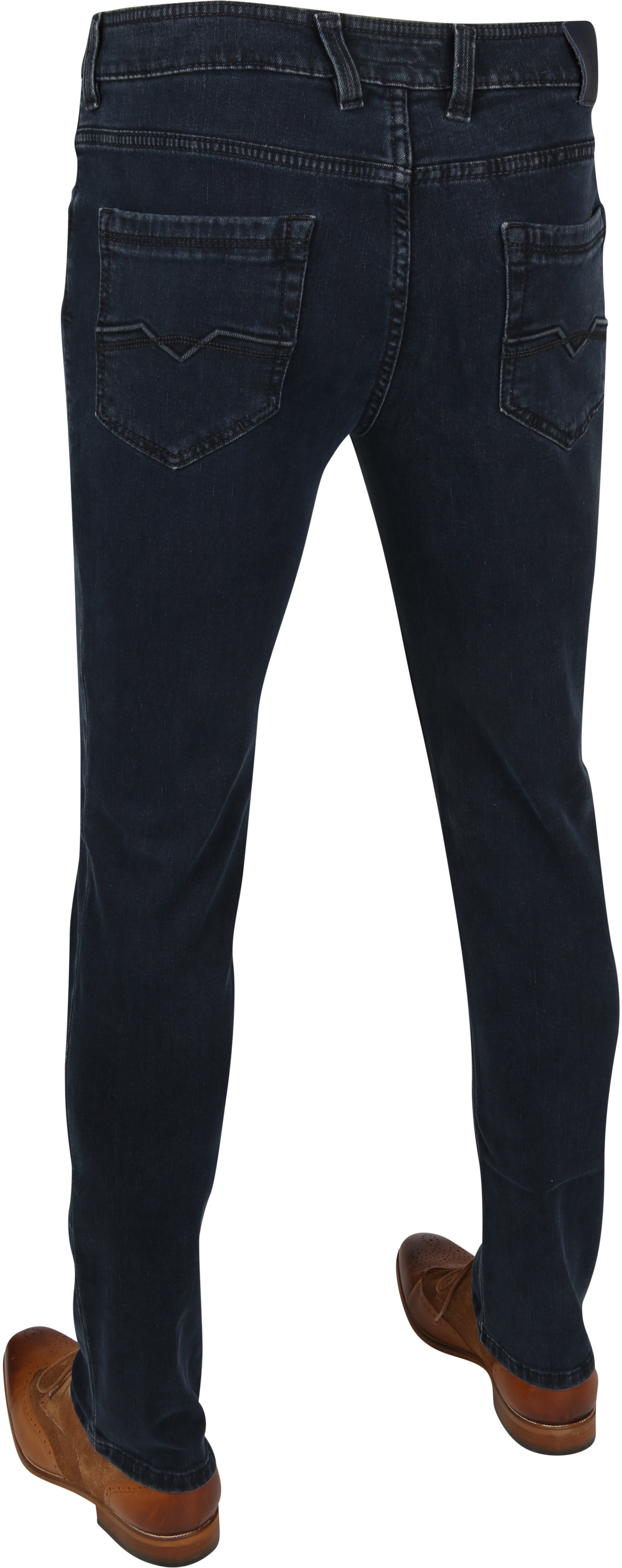 Gardeur Batu Jeans Clean Navy photo 2