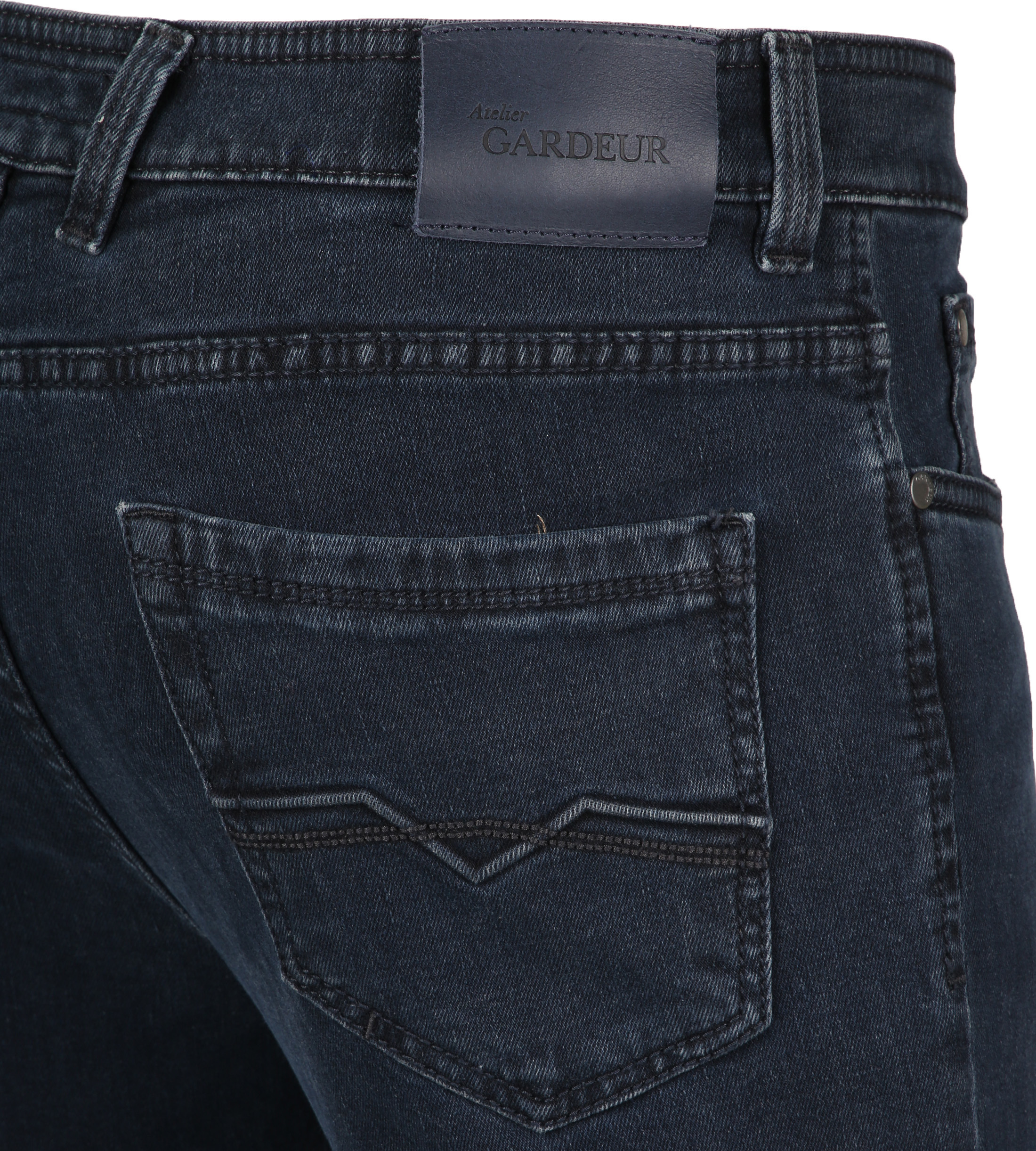 Gardeur Batu Jeans Clean Navy photo 3