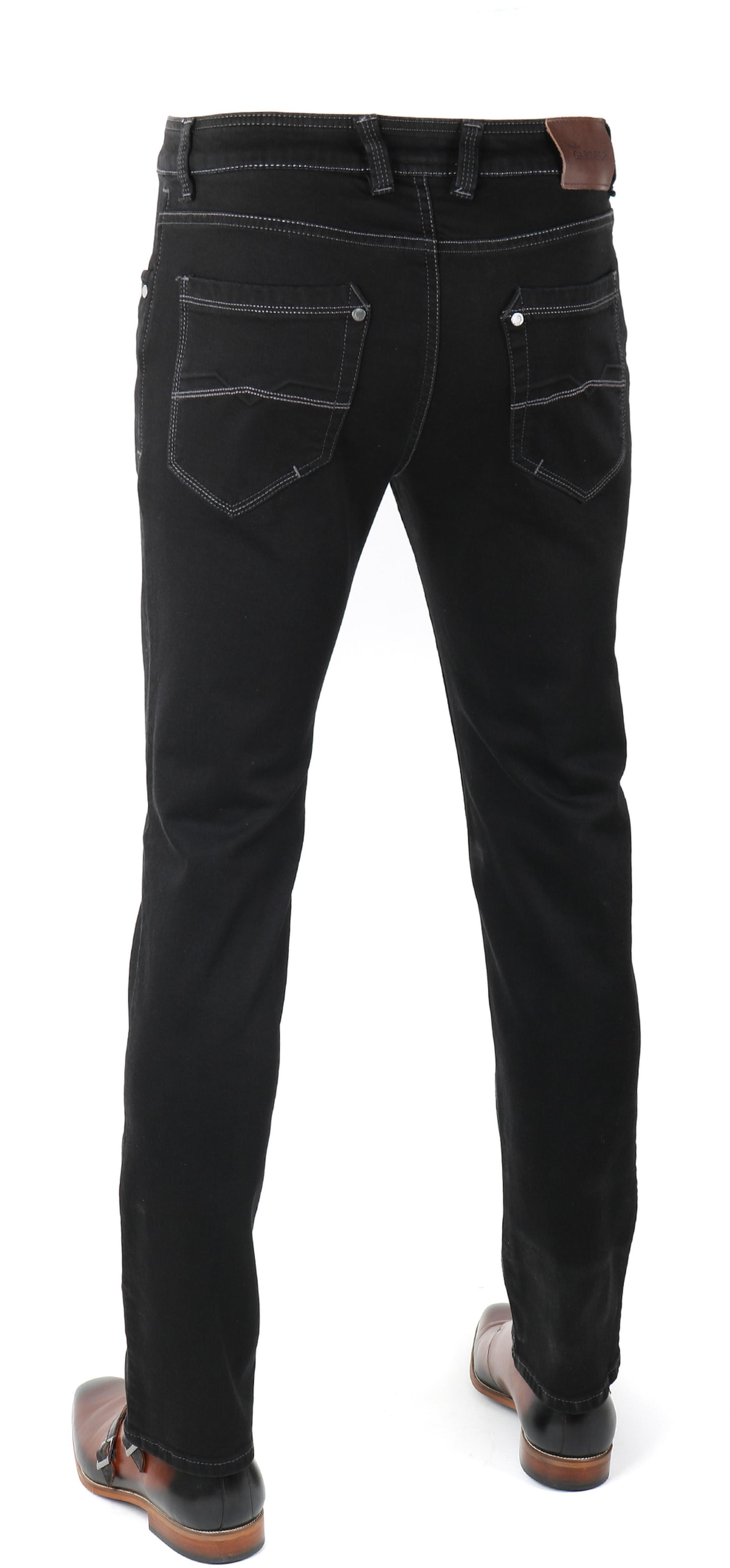 Gardeur Batu Pants Black foto 1