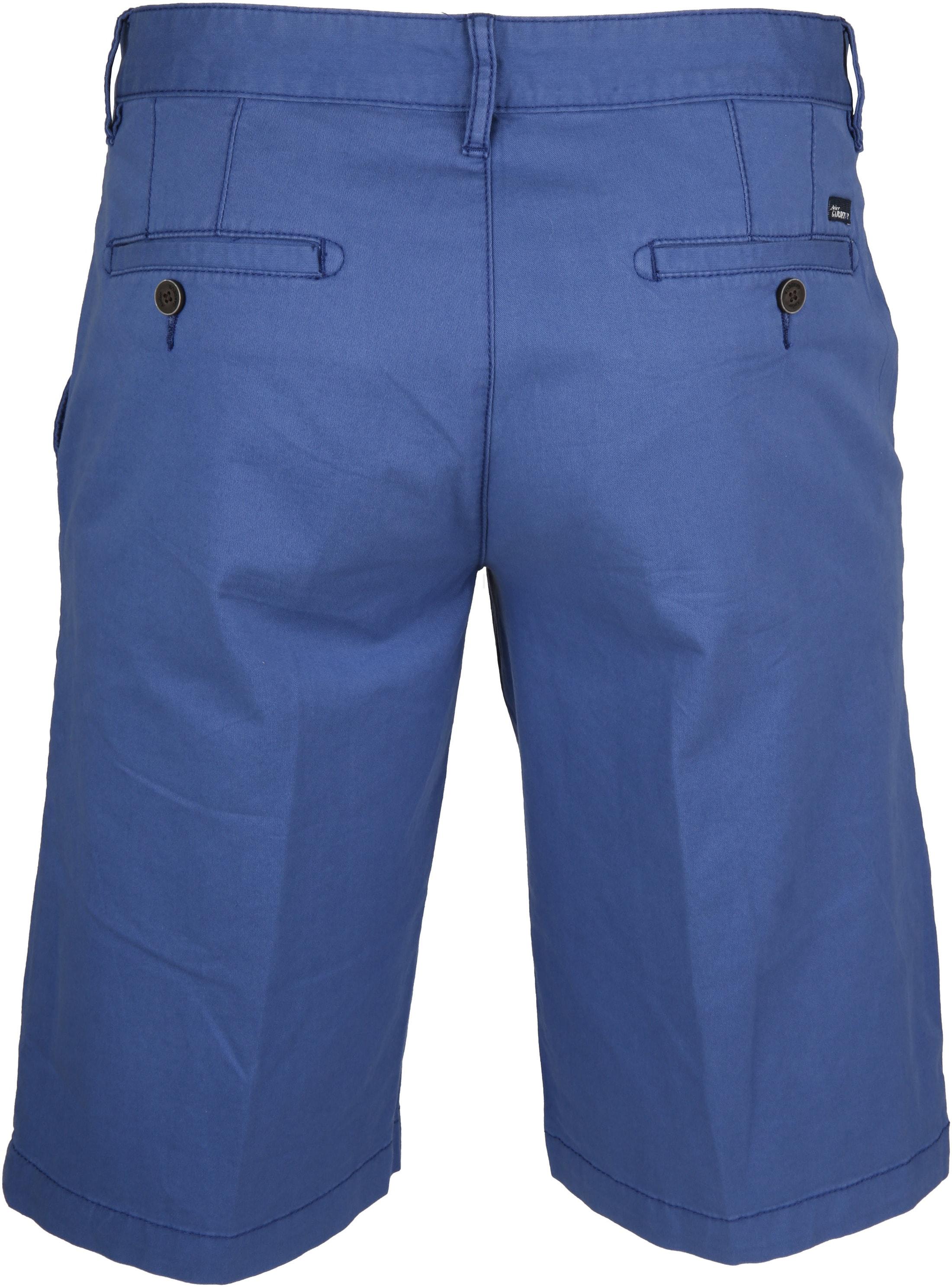 Gardeur Short Bermuda Blauw foto 3