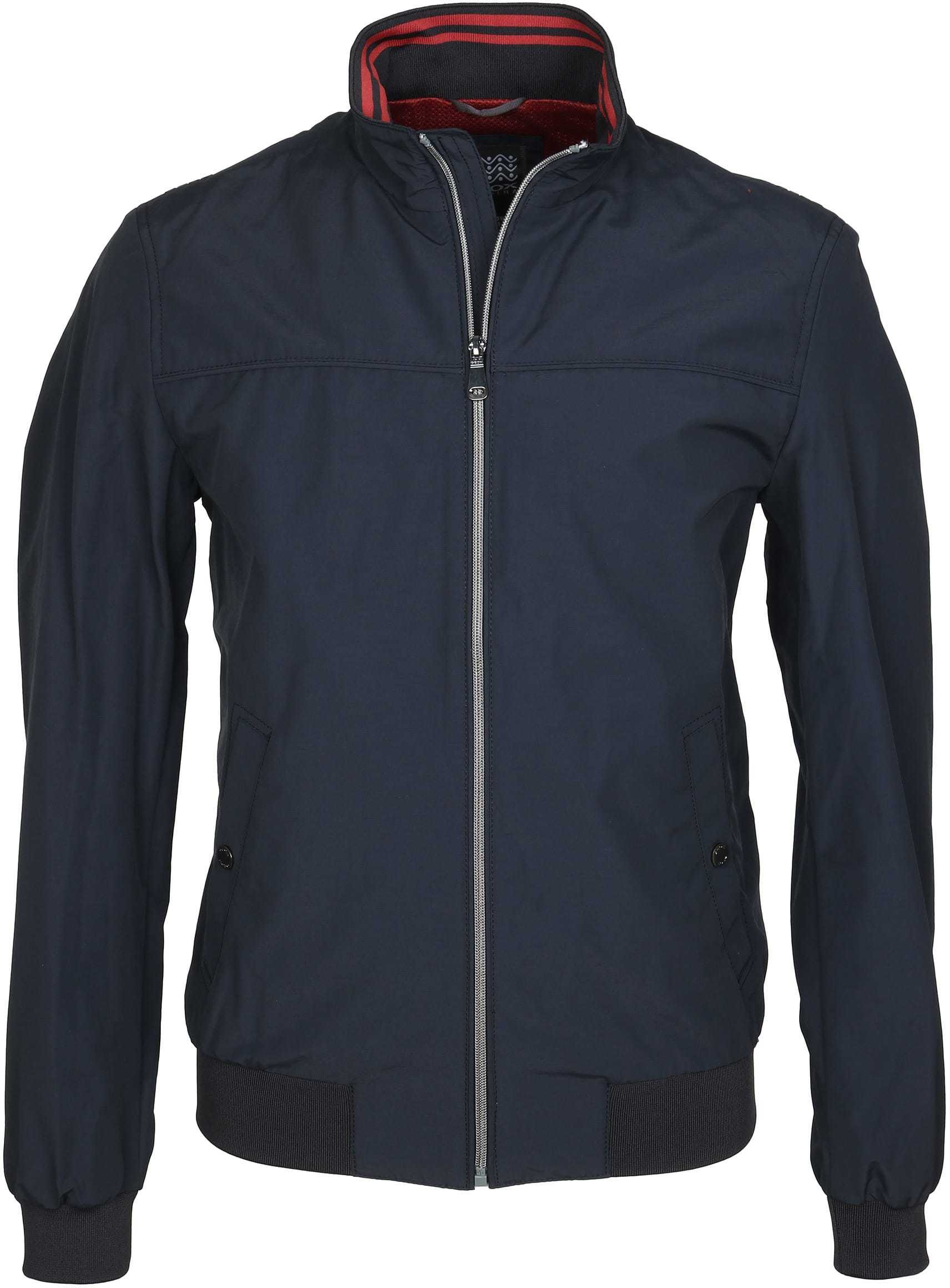 Geox Bomber Jack Blue Nights foto 0