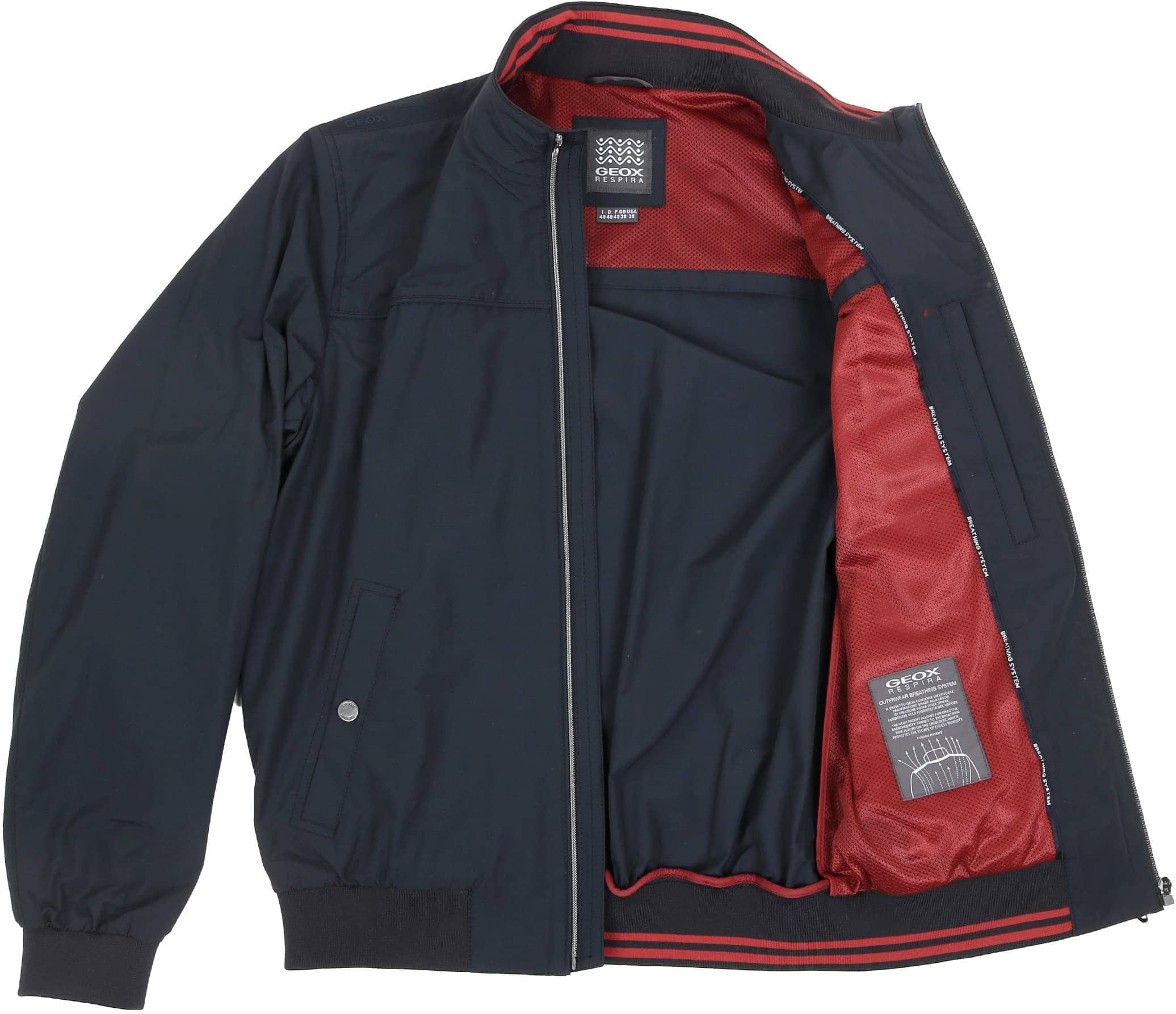 Geox Bomber Jack Blue Nights foto 4
