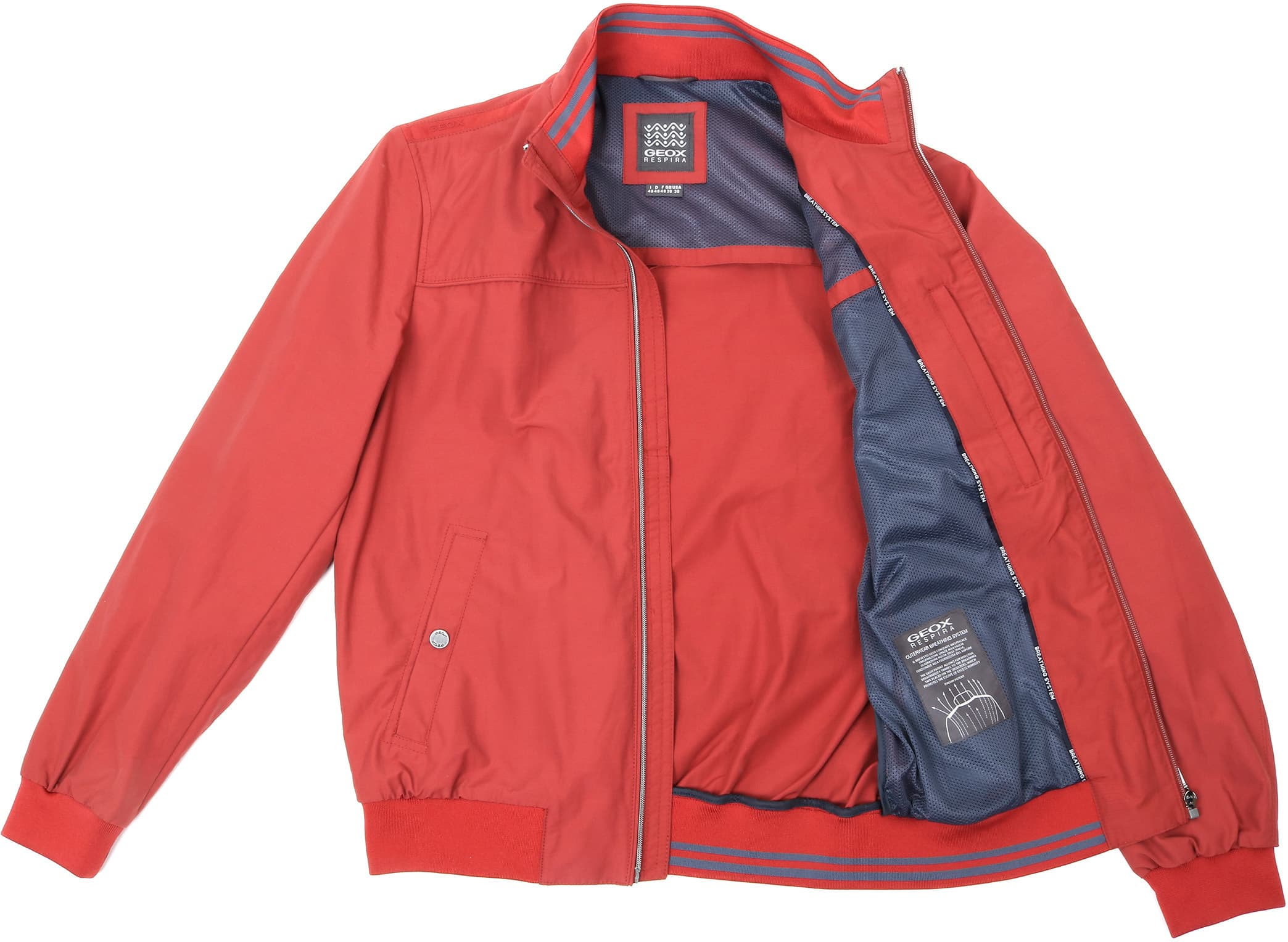 Geox Bomber Jack Red foto 4