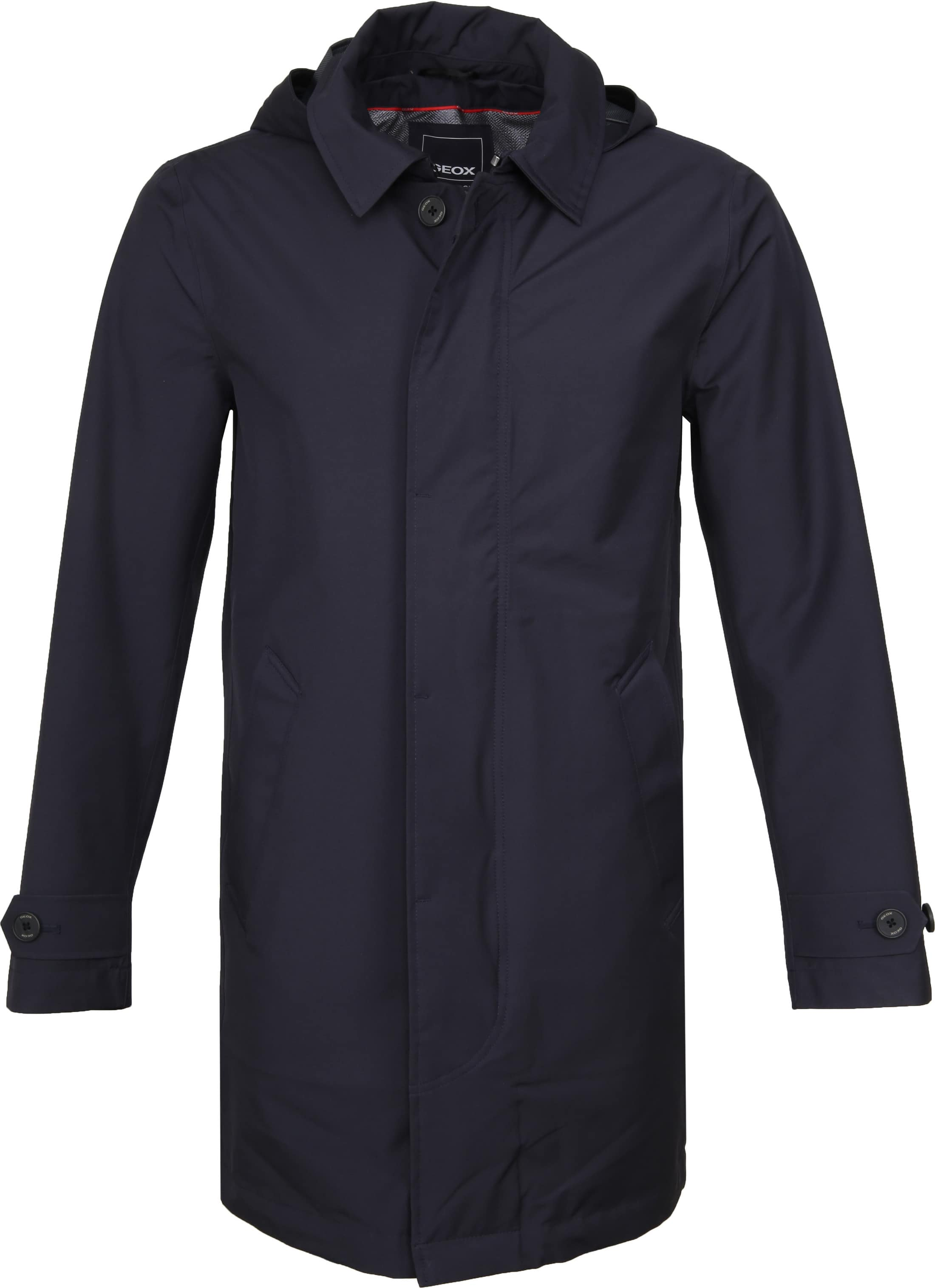Geox Coat Sandford Navy foto 0