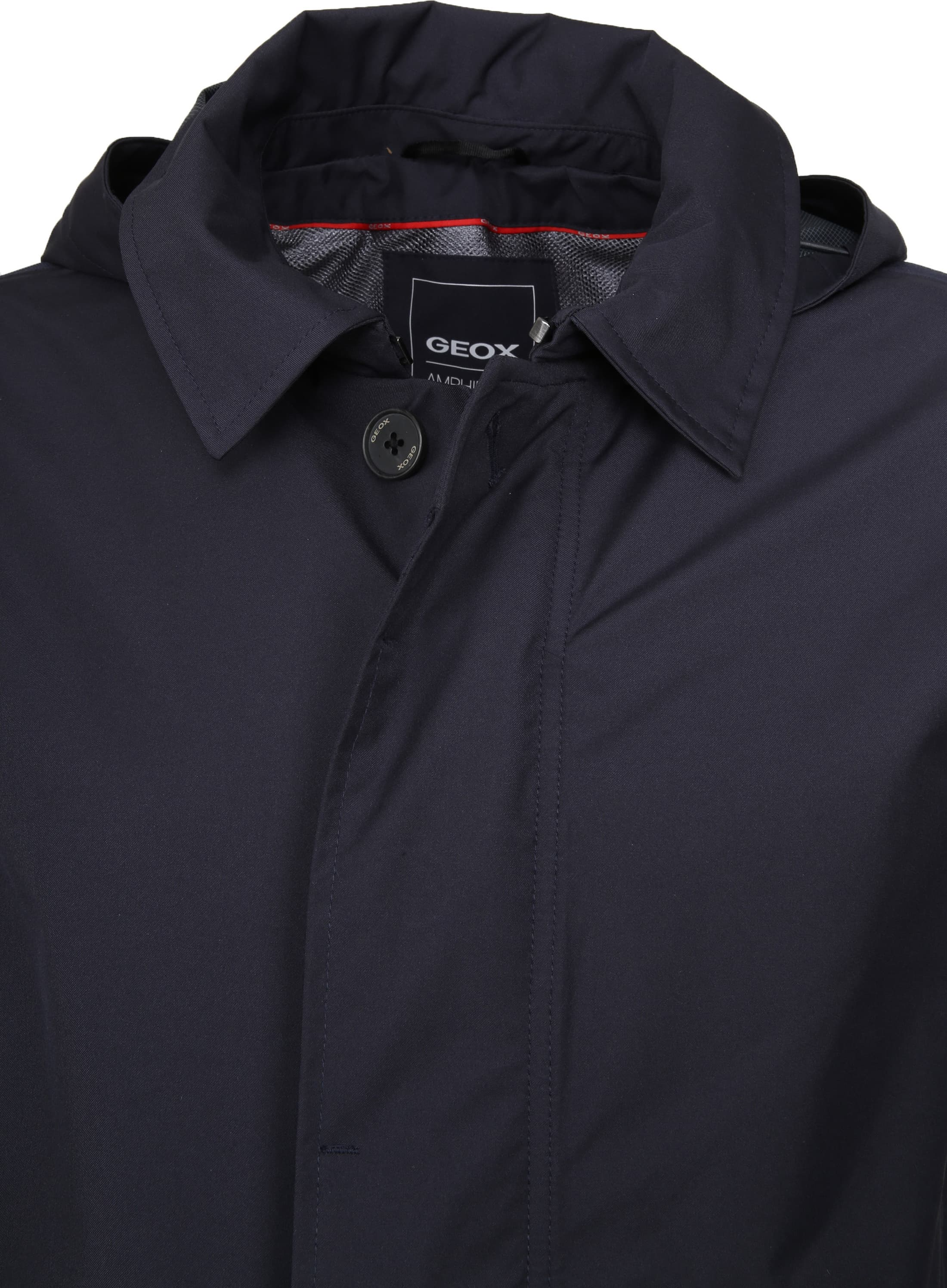 Geox Coat Sandford Navy foto 1