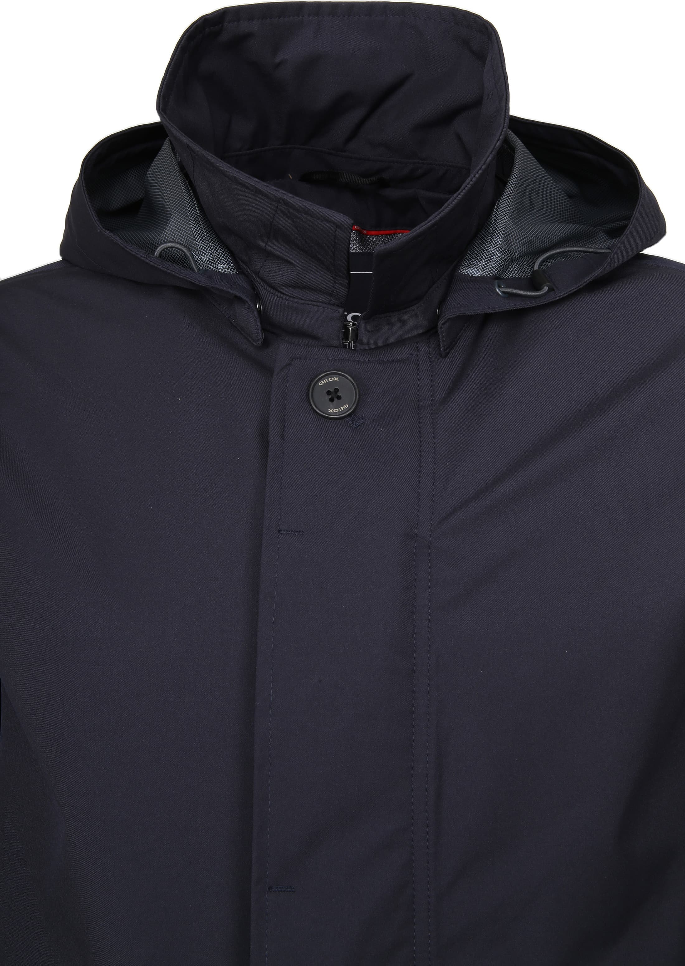 Geox Coat Sandford Navy foto 2