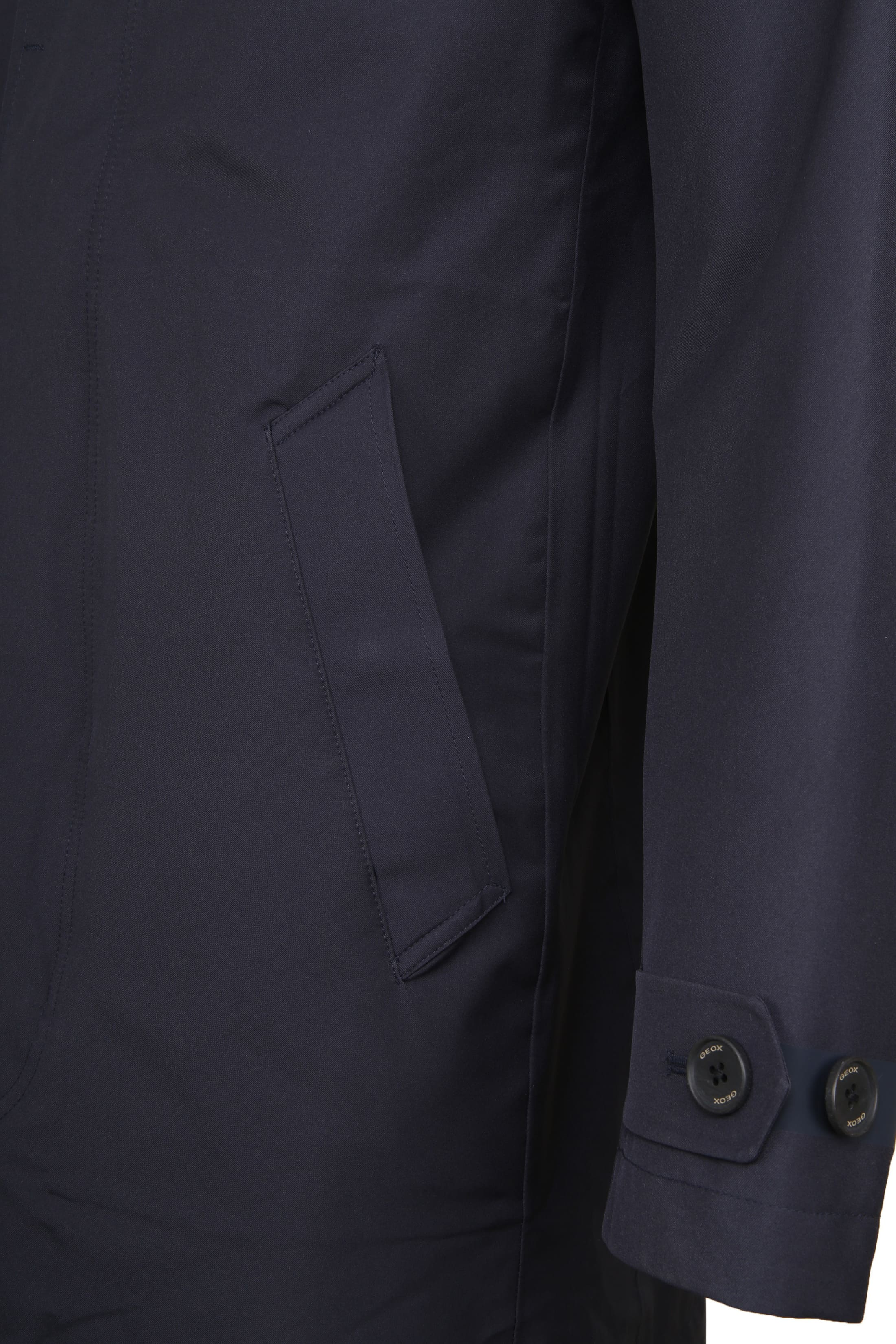Geox Coat Sandford Navy foto 5