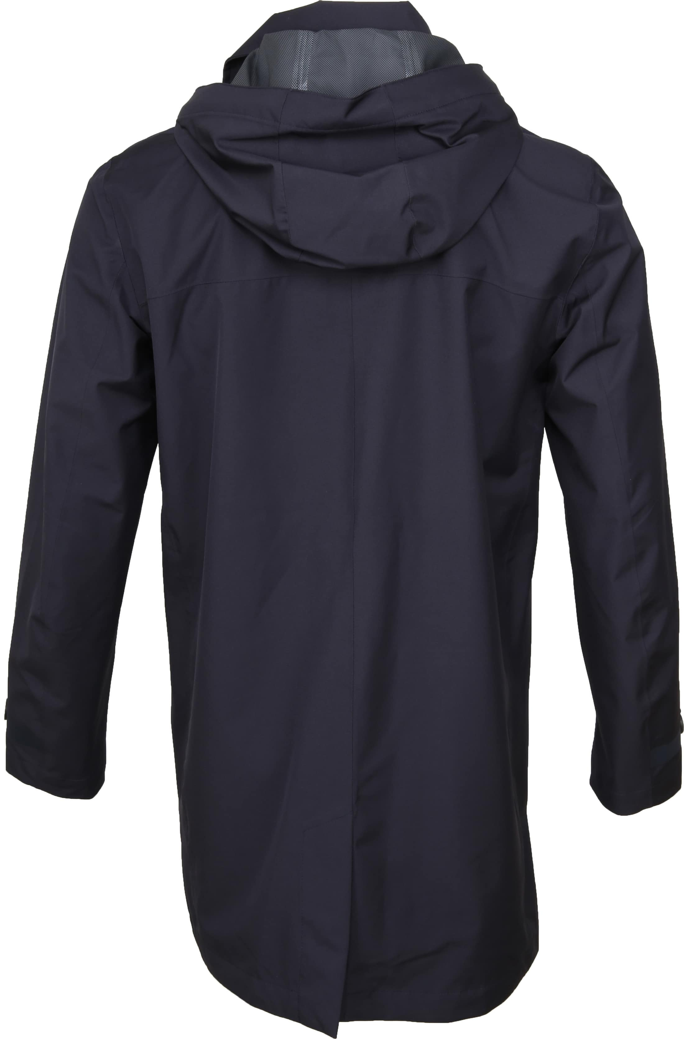 Geox Coat Sandford Navy foto 6
