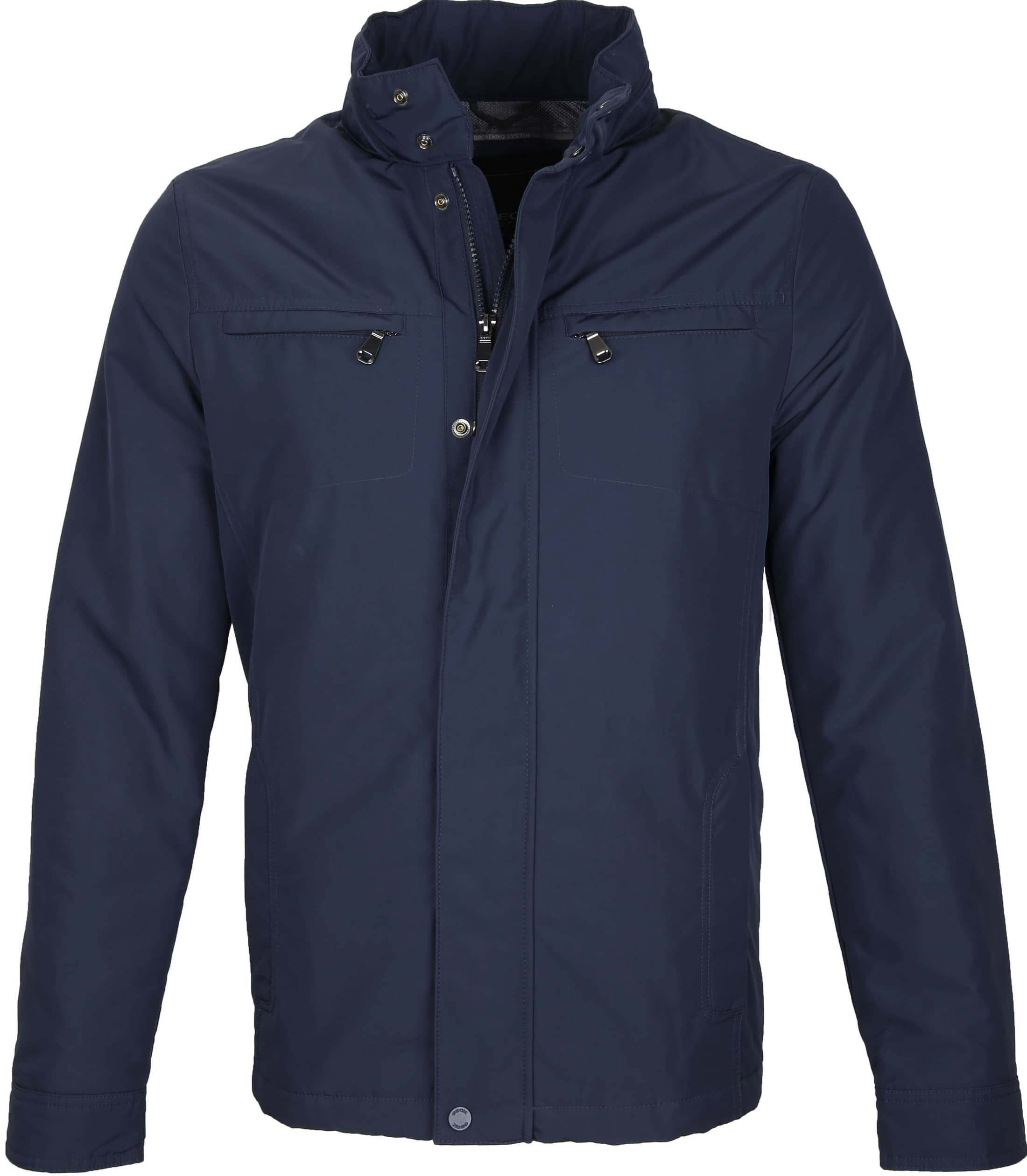 on sale 66a82 83938 Geox Vincit Jacke Dunkelblau M8420G - T2419 online kaufen ...