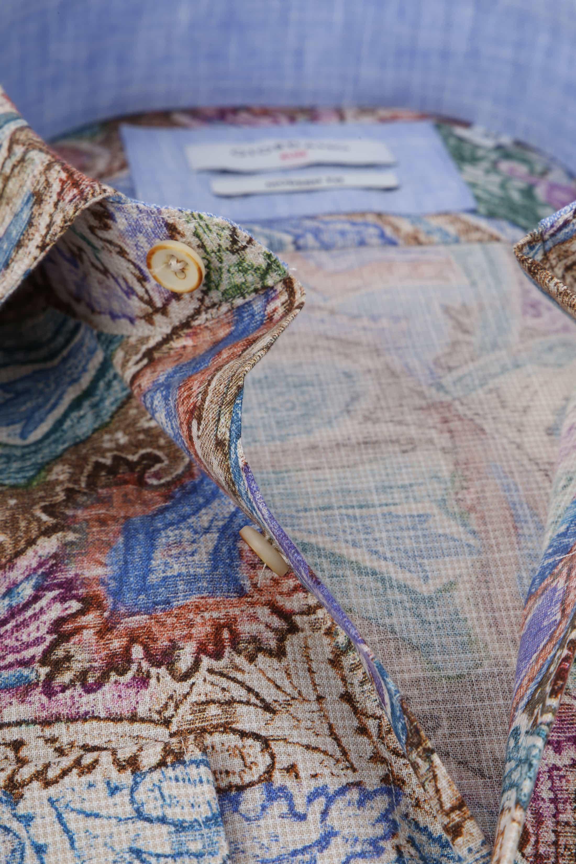 Giordano Overhemd Baggio Multicolour foto 1