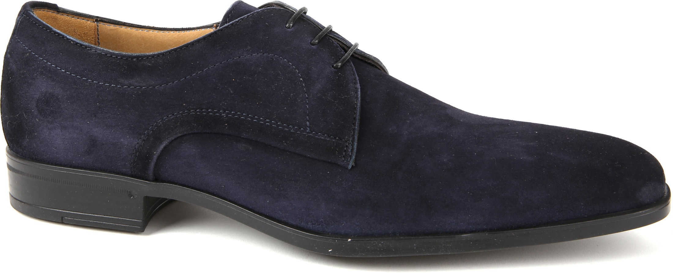 Giorgio Amalfi Shoe Suede Deep Blue foto 0