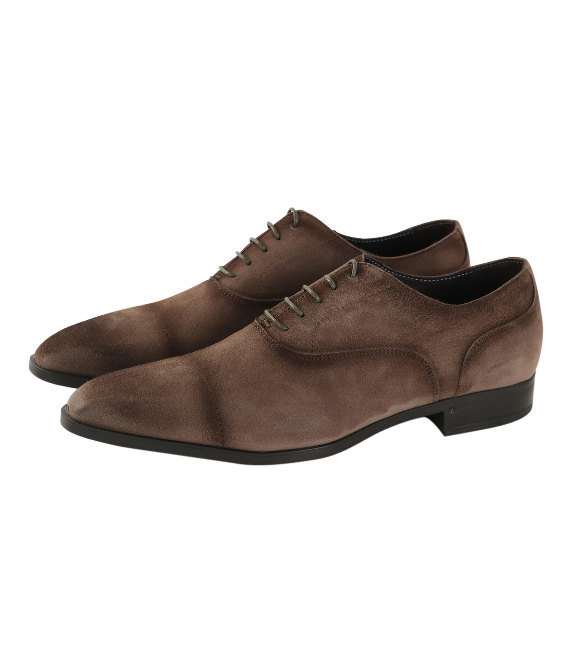 Giorgio Asiago Daim Marron Chaussures À Lacets MrCO0