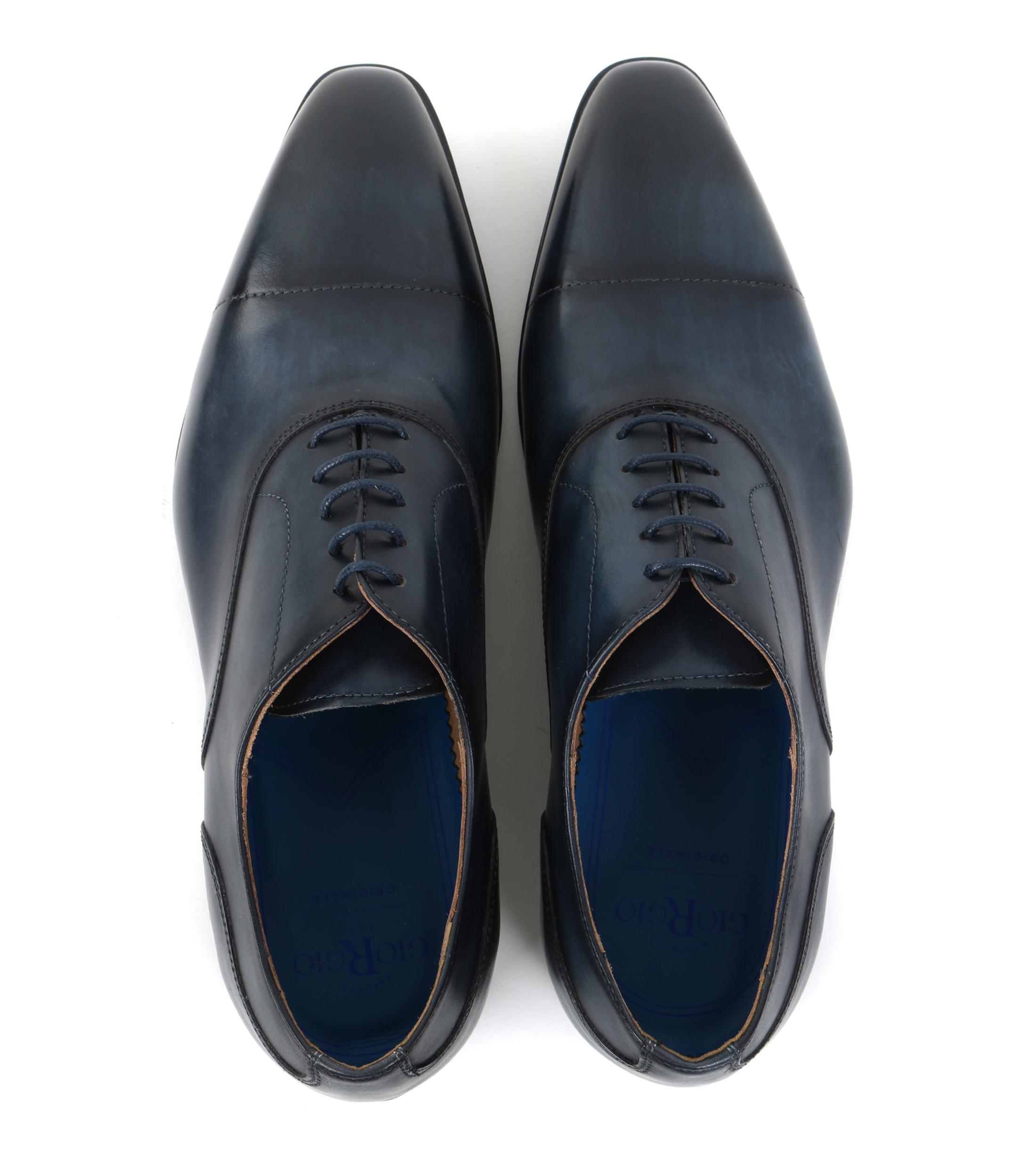 Giorgio Bellaria Noire De Chaussures En Dentelle fUmnI0WPl