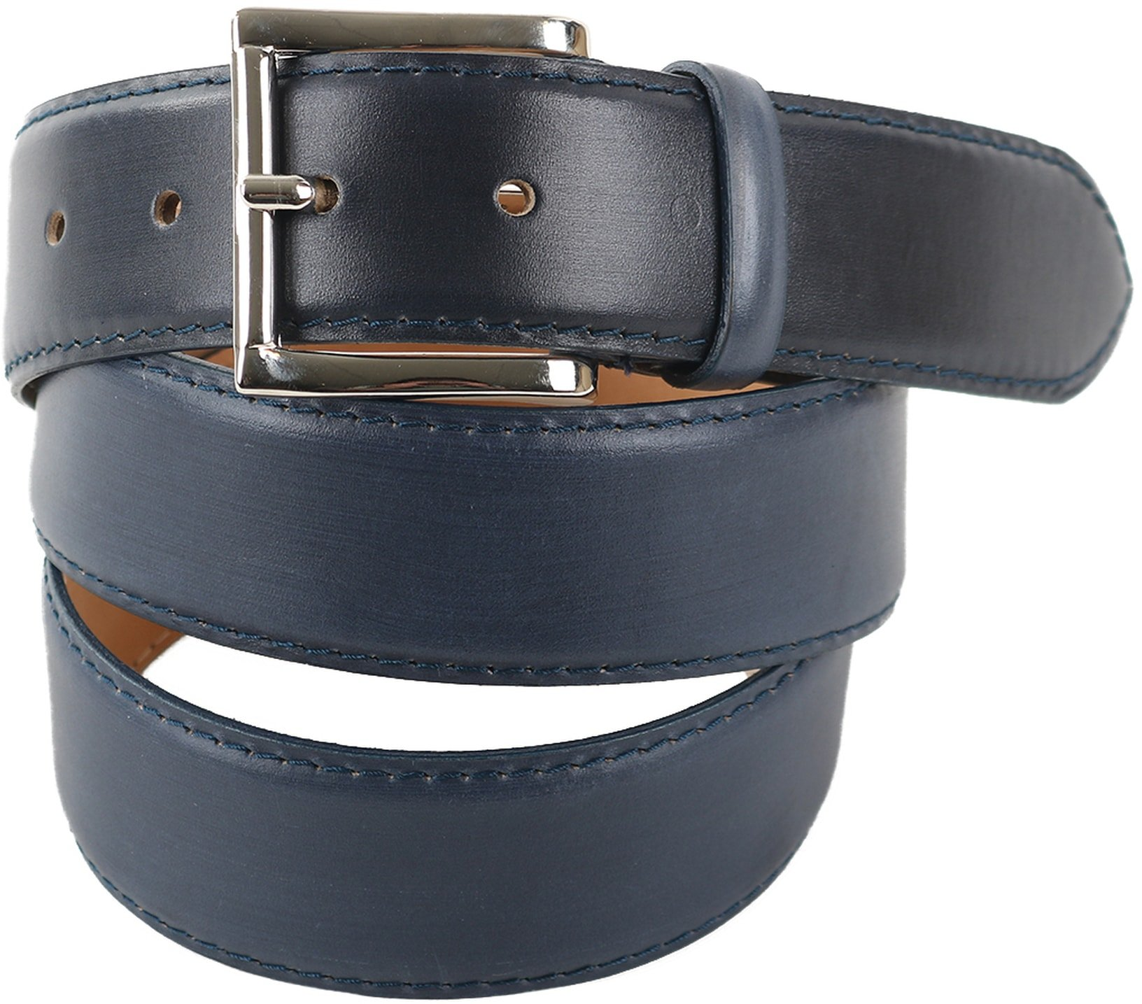 Giorgio Belt Bellaria Navy Leather foto 0