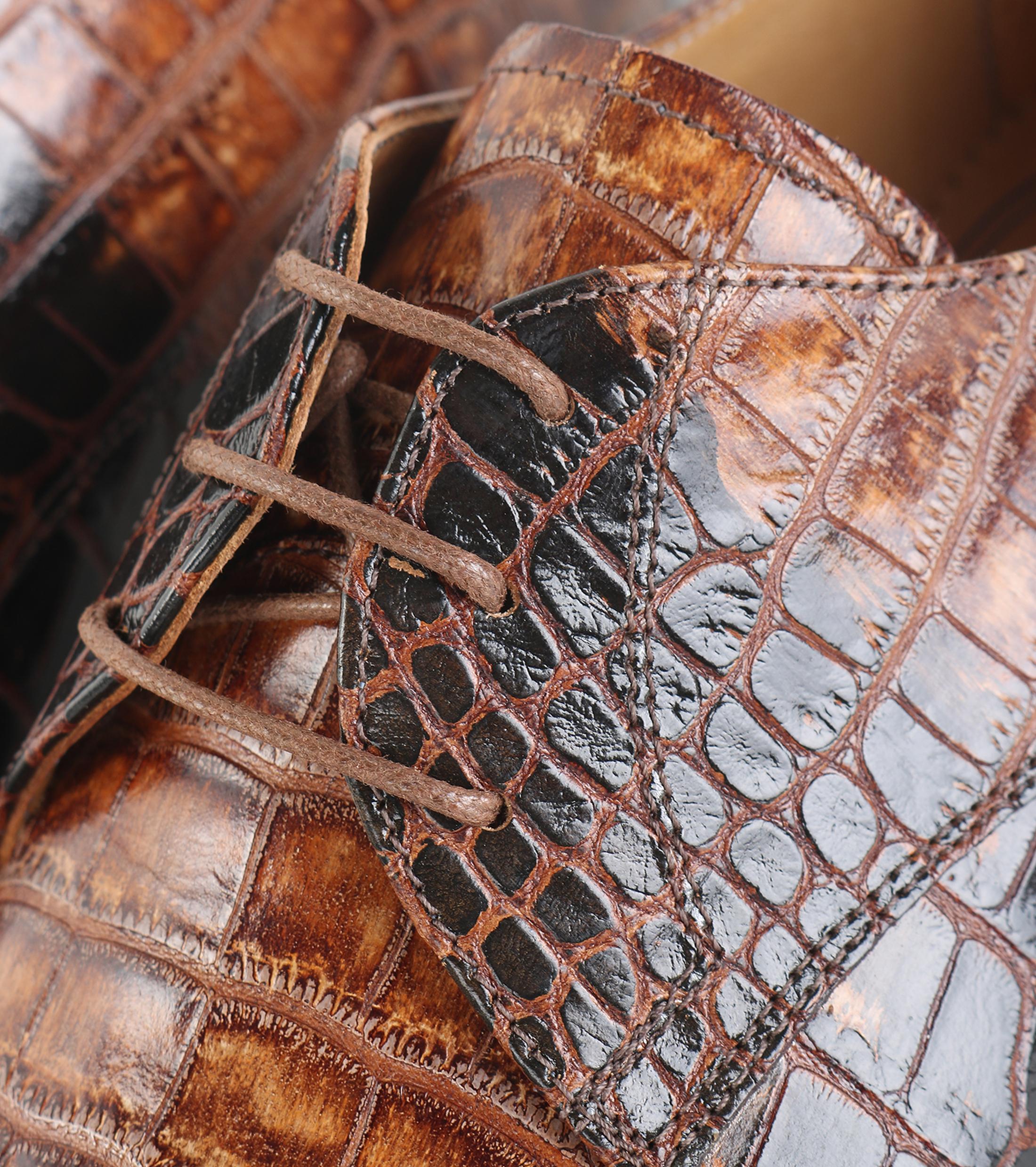 Giorgio Flash Gordon Cognac Chaussure À Lacets y5PWV