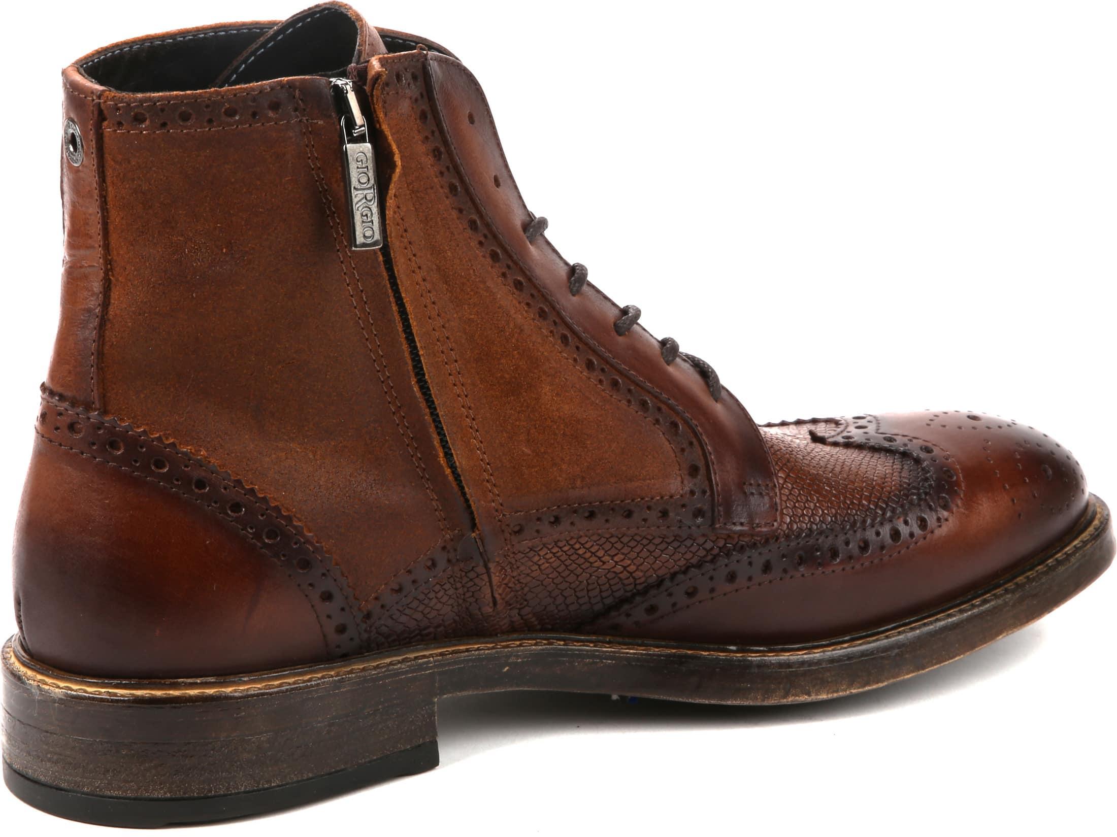 Giorgio Ohio Boots Bruin photo 1