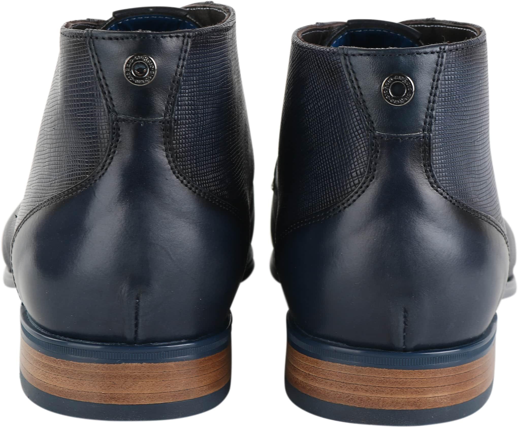 Giorgio Pampas Boot Donkerblauw foto 4