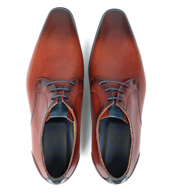 Giorgio Chaussures D'impression Brun fJ2jmm9dc