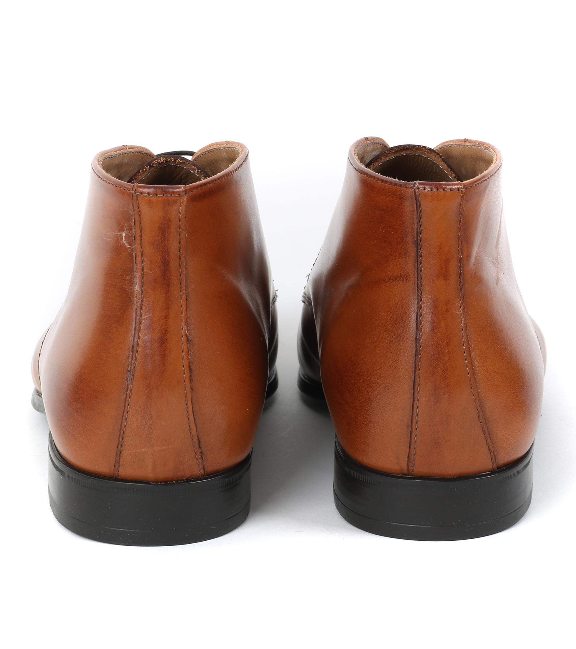 Giorgio Serrano Boot Cognac foto 3