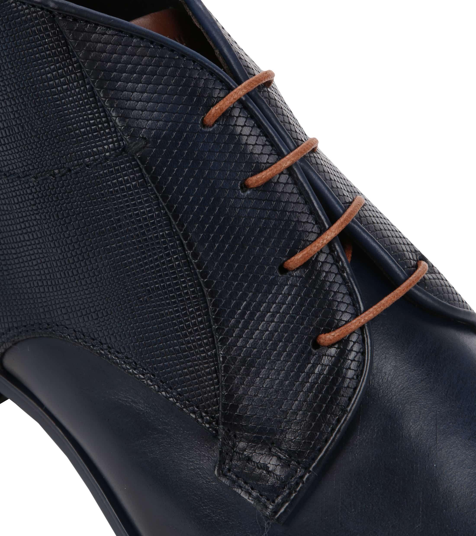 Giorgio Shoe Leather Montana Blue foto 1