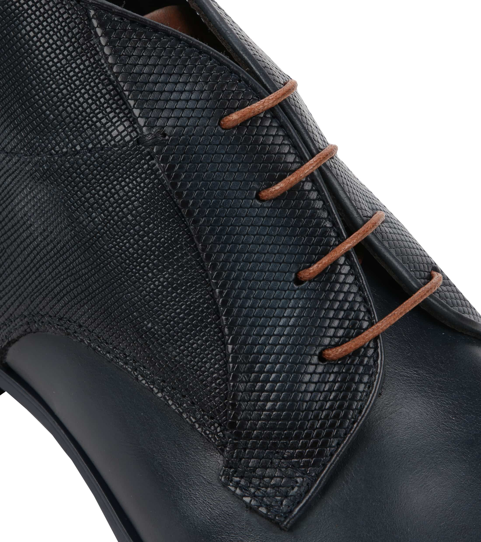 Giorgio Shoe Leather Montana Navy foto 1