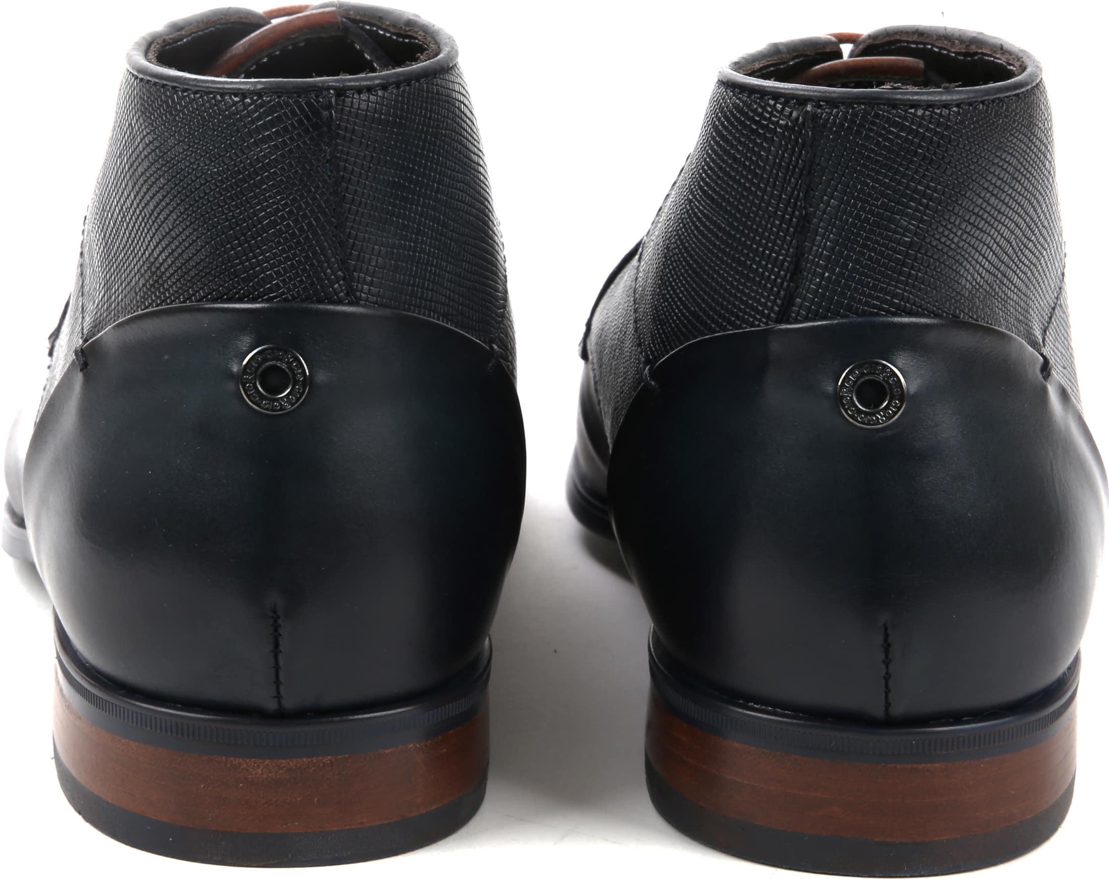 Giorgio Shoe Leather Montana Navy foto 2