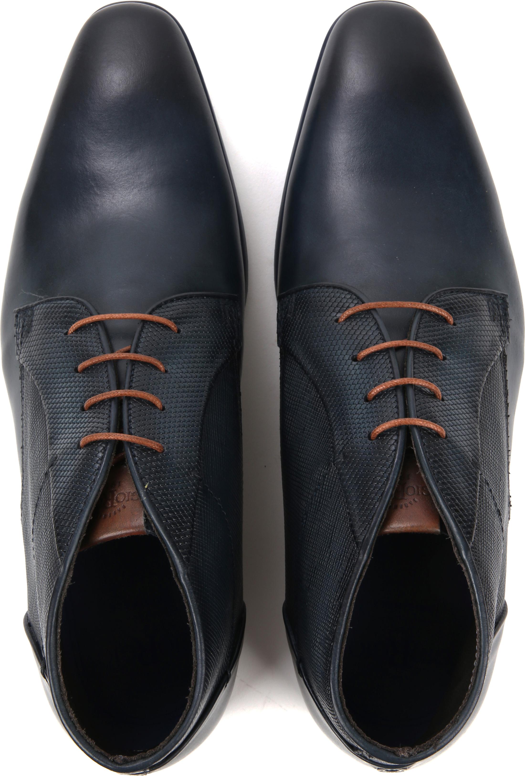 Giorgio Shoe Leather Montana Navy foto 4