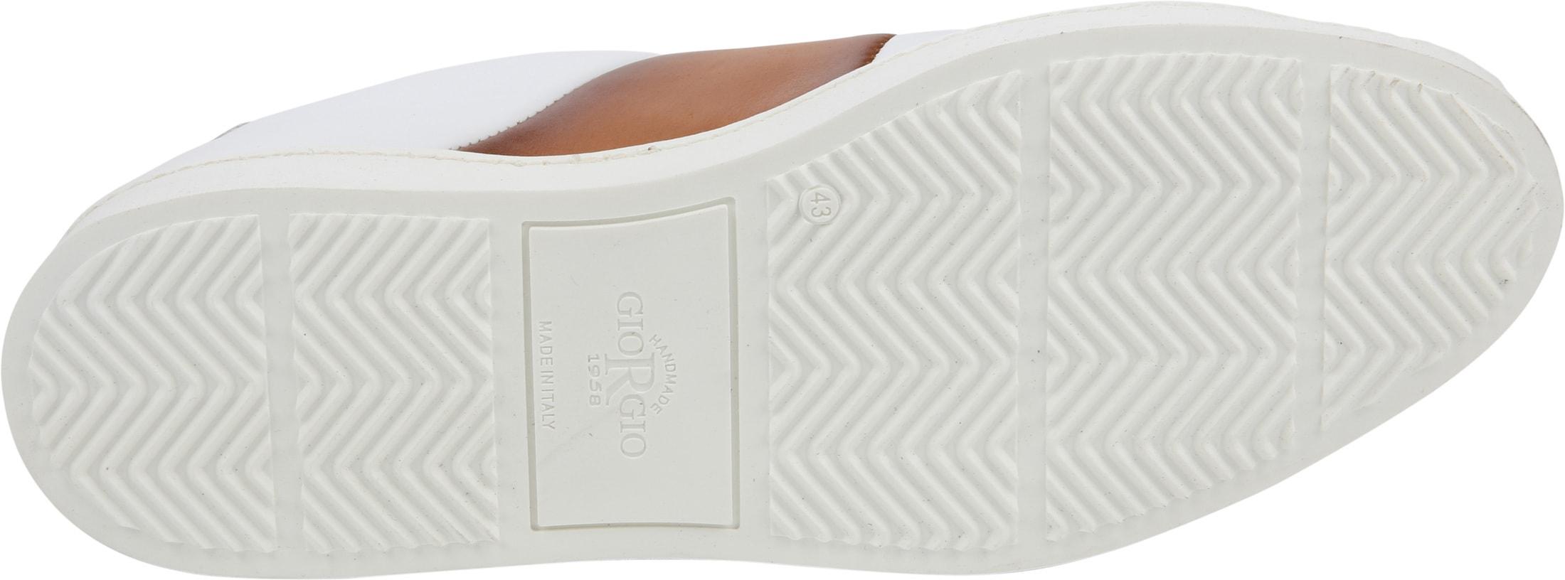 Giorgio Sneaker Manlis White foto 4