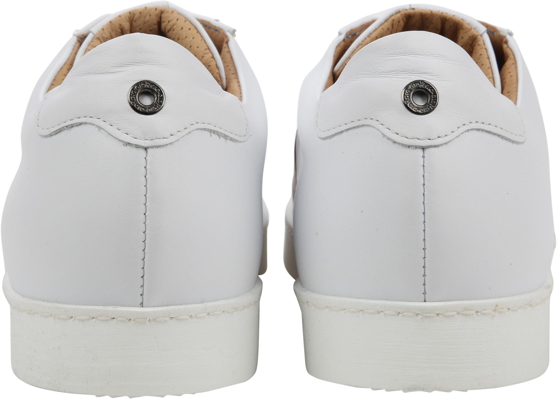 Giorgio Sneaker Manlis White foto 3