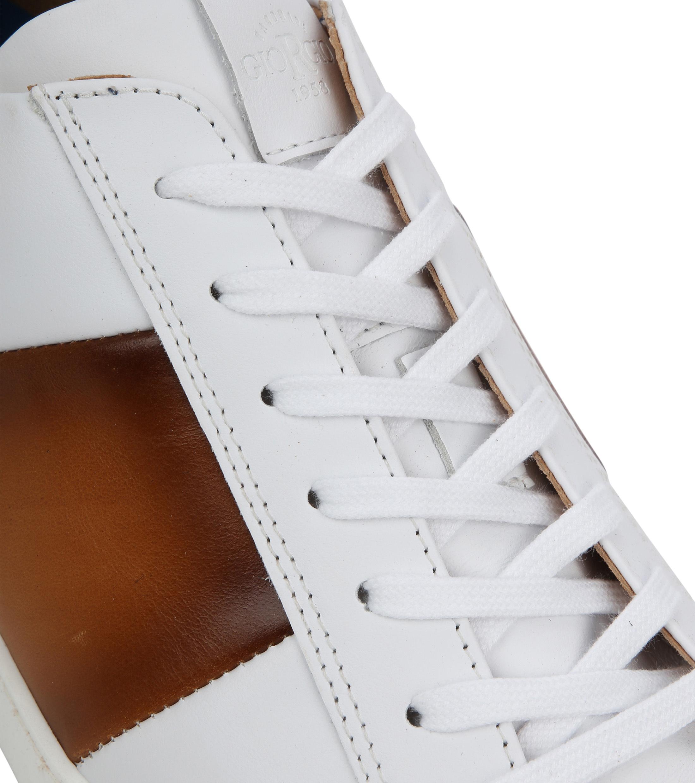 Giorgio Sneaker Manlis White foto 1