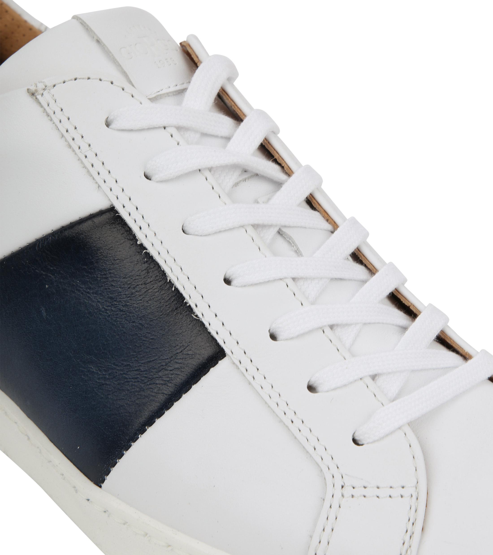 Giorgio Sneaker Wit Manlis foto 1