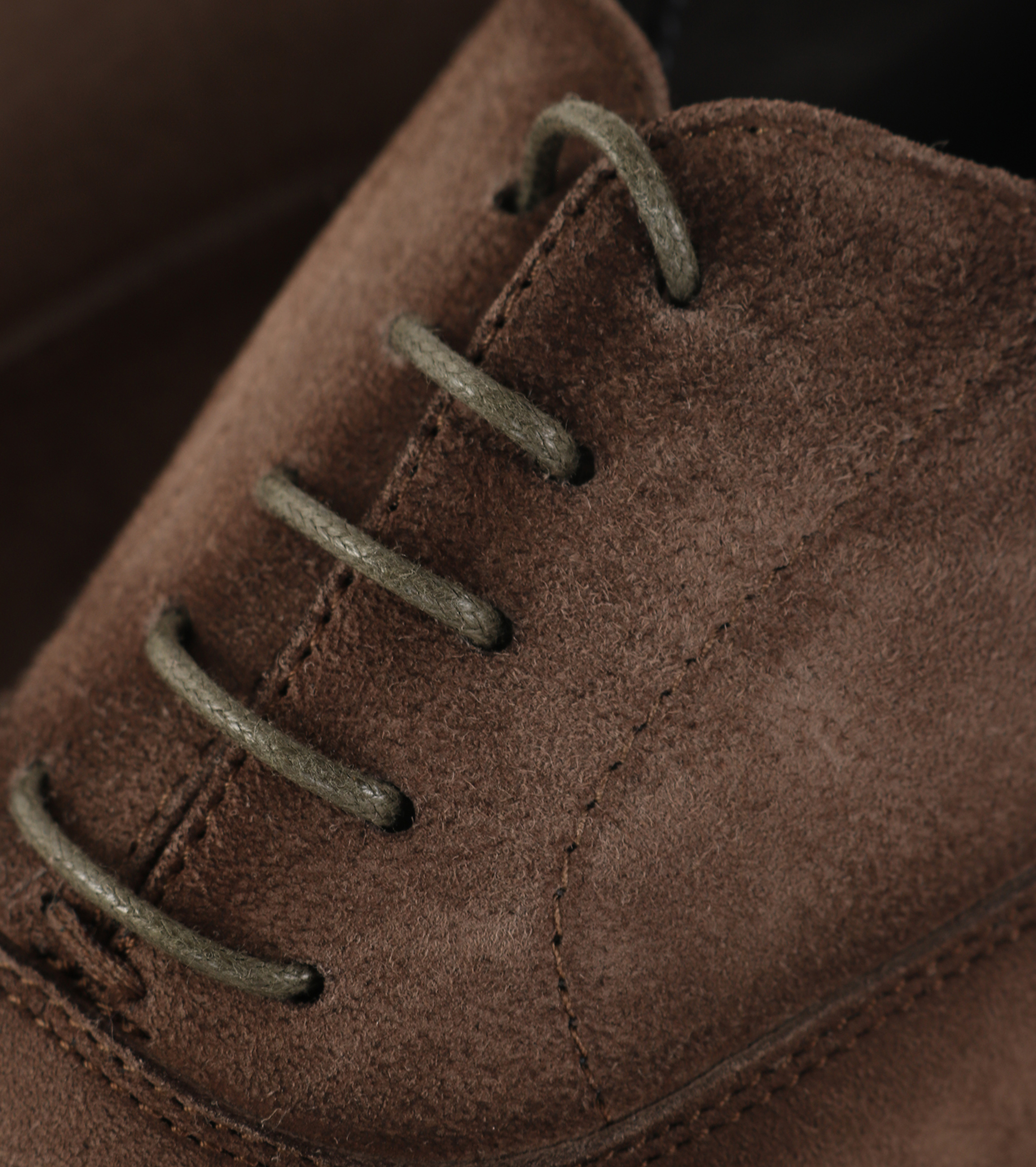Giorgio Suede Shoes Brown foto 1