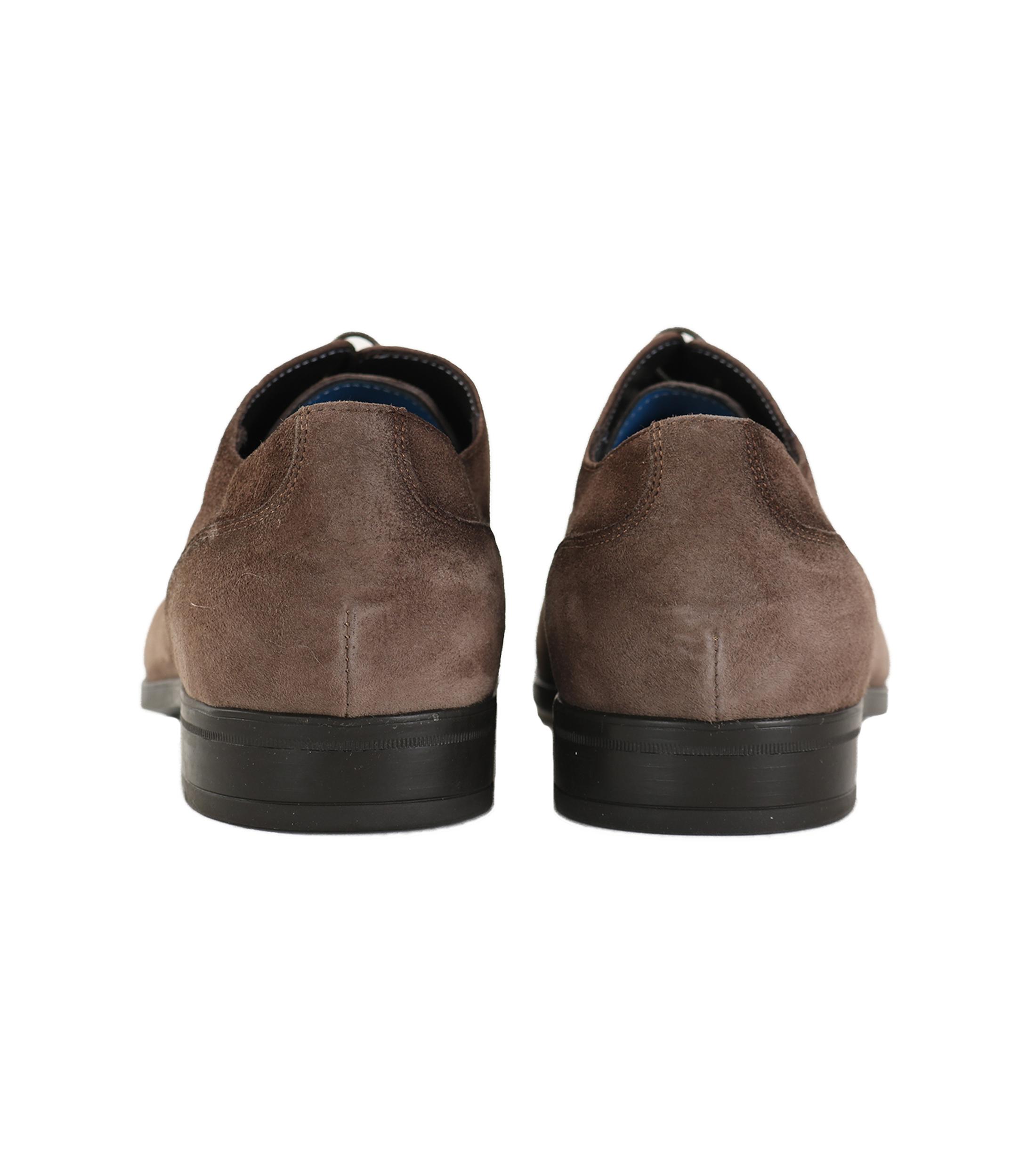 Giorgio Suede Shoes Brown foto 2
