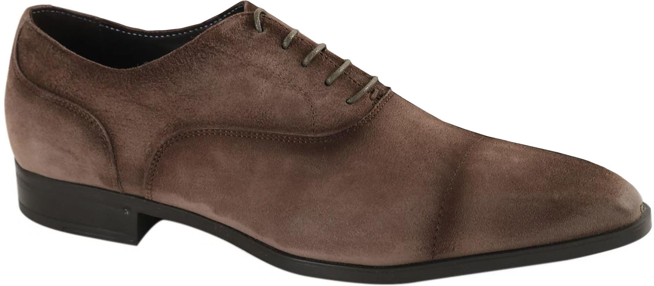 Giorgio Suede Shoes Brown foto 0