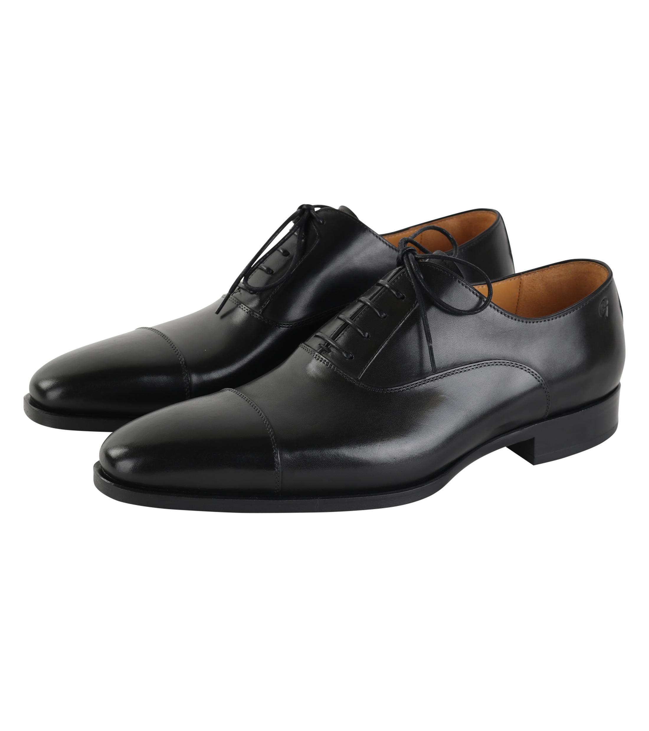 Lacets Derby Greve Noir De Chaussures IXLLcn